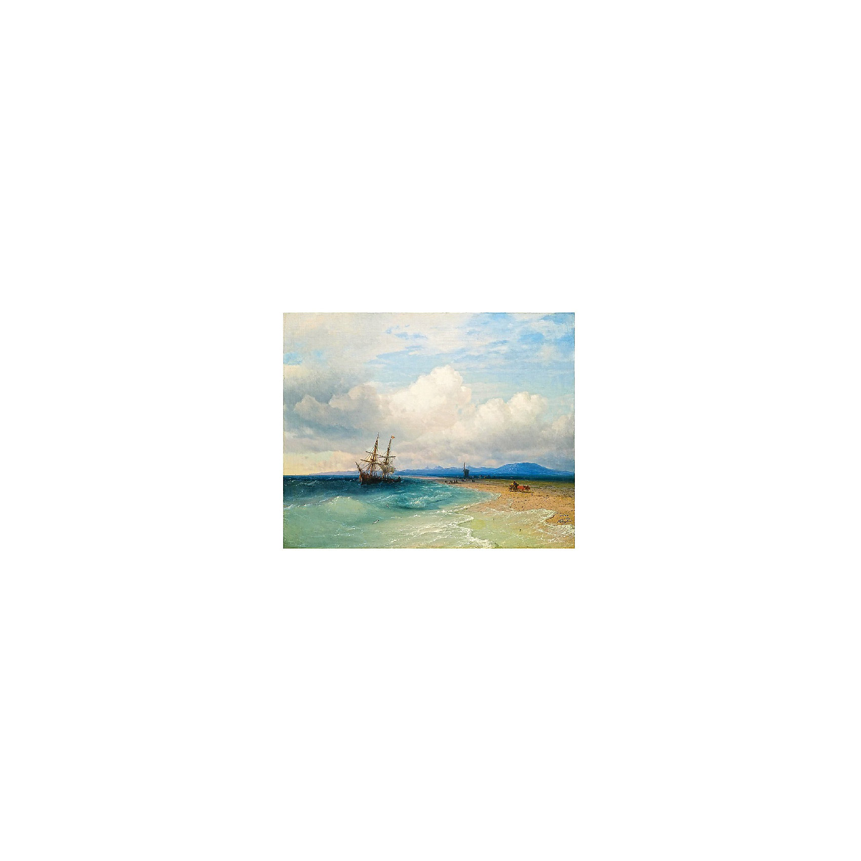 Картина по номерам Айвазовский: Вдоль Крымского берега, 40*50 смРаскраски по номерам<br>Характеристики товара:<br><br>• материал упаковки: картон <br>• в комплект входит: холст, акриловые краски, 3 кисти<br>• количество красок: 30<br>• возраст: от 8 лет<br>• вес: 730 г<br>• размер картинки: 40х50 см<br>• габариты упаковки: 40х50х4 см<br>• страна производитель: Китай<br><br>Наборы для создания картин по номерам совсем недавно появились на рынке, но уже успели завоевать популярность. Закрашивая черно-белые места на картинке, ребенок получит полноценную картину и развитие художественного мастерства. Материалы, использованные при изготовлении товаров, проходят проверку на качество и соответствие международным требованиям по безопасности. <br><br>Картину по номерам Айвазовский: Вдоль Крымского берега, 40*50 см можно купить в нашем интернет-магазине.<br><br>Ширина мм: 500<br>Глубина мм: 400<br>Высота мм: 40<br>Вес г: 730<br>Возраст от месяцев: 108<br>Возраст до месяцев: 2147483647<br>Пол: Унисекс<br>Возраст: Детский<br>SKU: 5417676