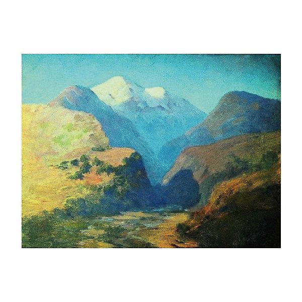 Картина по номерам Куинджи: Снежные вершины, Кавказ, 40*50 смРаскраски по номерам<br>Характеристики товара:<br><br>• материал упаковки: картон <br>• в комплект входит: холст, акриловые краски, 3 кисти<br>• количество красок: 31<br>• возраст: от 8 лет<br>• вес: 730 г<br>• размер картинки: 40х50 см<br>• габариты упаковки: 40х50х4 см<br>• страна производитель: Китай<br><br>Наборы для создания картин по номерам совсем недавно появились на рынке, но уже успели завоевать популярность. Закрашивая черно-белые места на картинке, ребенок получит полноценную картину и развитие художественного мастерства. Материалы, использованные при изготовлении товаров, проходят проверку на качество и соответствие международным требованиям по безопасности. <br><br>Картину по номерам Куинджи: Снежные вершины, Кавказ, 40*50 см можно купить в нашем интернет-магазине.<br>Ширина мм: 500; Глубина мм: 400; Высота мм: 40; Вес г: 730; Возраст от месяцев: 108; Возраст до месяцев: 2147483647; Пол: Унисекс; Возраст: Детский; SKU: 5417678;