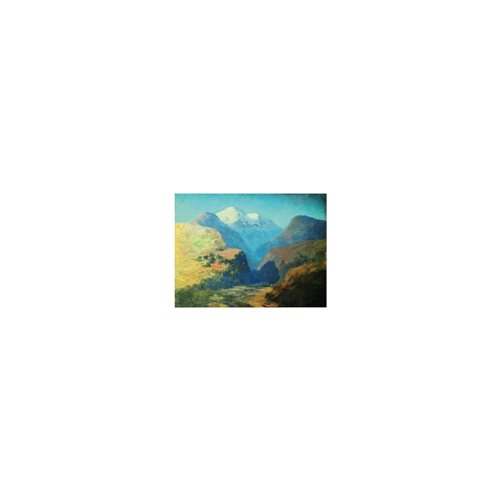 Картина по номерам Куинджи: Снежные вершины, Кавказ, 40*50 смРисование<br>Характеристики товара:<br><br>• материал упаковки: картон <br>• в комплект входит: холст, акриловые краски, 3 кисти<br>• количество красок: 31<br>• возраст: от 8 лет<br>• вес: 730 г<br>• размер картинки: 40х50 см<br>• габариты упаковки: 40х50х4 см<br>• страна производитель: Китай<br><br>Наборы для создания картин по номерам совсем недавно появились на рынке, но уже успели завоевать популярность. Закрашивая черно-белые места на картинке, ребенок получит полноценную картину и развитие художественного мастерства. Материалы, использованные при изготовлении товаров, проходят проверку на качество и соответствие международным требованиям по безопасности. <br><br>Картину по номерам Куинджи: Снежные вершины, Кавказ, 40*50 см можно купить в нашем интернет-магазине.<br><br>Ширина мм: 500<br>Глубина мм: 400<br>Высота мм: 40<br>Вес г: 730<br>Возраст от месяцев: 108<br>Возраст до месяцев: 2147483647<br>Пол: Унисекс<br>Возраст: Детский<br>SKU: 5417678