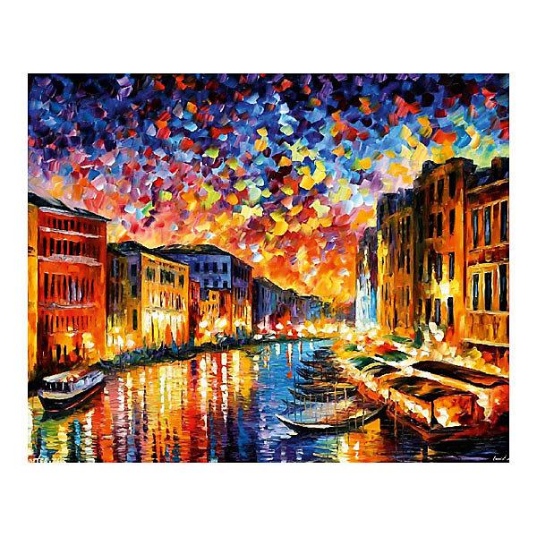 Картина по номерам Афремов: Венеция, 40*50 смРаскраски по номерам<br>Характеристики товара:<br><br>• материал упаковки: картон <br>• в комплект входит: холст, акриловые краски, 3 кисти<br>• количество красок: 24<br>• возраст: от 8 лет<br>• вес: 730 г<br>• размер картинки: 40х50 см<br>• габариты упаковки: 40х50х4 см<br>• страна производитель: Китай<br><br>Наборы для создания картин по номерам совсем недавно появились на рынке, но уже успели завоевать популярность. Закрашивая черно-белые места на картинке, ребенок получит полноценную картину и развитие художественного мастерства. Материалы, использованные при изготовлении товаров, проходят проверку на качество и соответствие международным требованиям по безопасности. <br><br>Картину по номерам Афремов: Венеция, 40*50 см можно купить в нашем интернет-магазине.<br><br>Ширина мм: 500<br>Глубина мм: 400<br>Высота мм: 40<br>Вес г: 730<br>Возраст от месяцев: 108<br>Возраст до месяцев: 2147483647<br>Пол: Унисекс<br>Возраст: Детский<br>SKU: 5417682