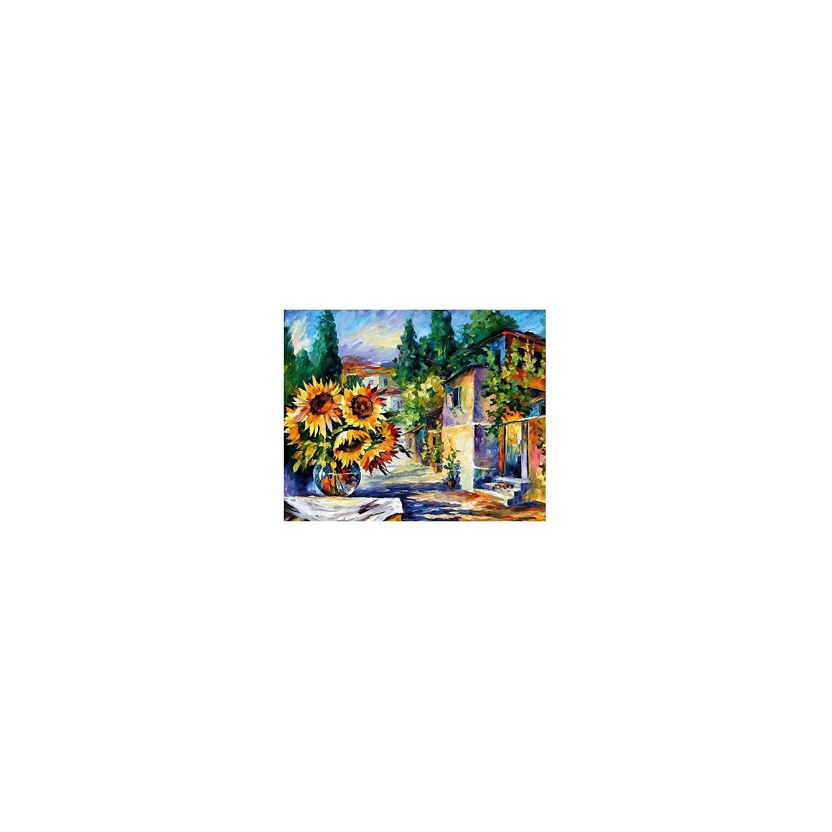 Картина по номерам Афремов: Полдень в Греции, 40*50 смКартины с раскраской по номерам размером 40*50. На деревянном подрамнике, с прогрунтованным холстом и  нанесенными контурами картины, с указанием цвета закраски, акриловыми красками, 3 кисточками и креплением на стену. Уровень сложности, количество красок указаны на коробке.<br><br>Ширина мм: 500<br>Глубина мм: 400<br>Высота мм: 40<br>Вес г: 730<br>Возраст от месяцев: 108<br>Возраст до месяцев: 2147483647<br>Пол: Унисекс<br>Возраст: Детский<br>SKU: 5417687