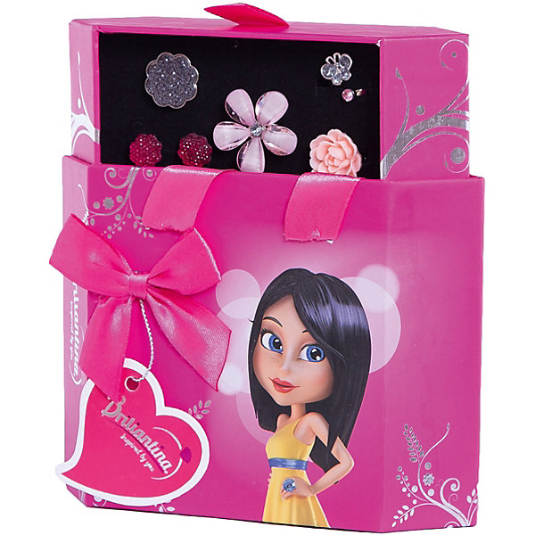 Шкатулка (цвет: розовый), BriliantinaКарнавальные аксессуары для детей<br>Характеристики:<br><br>• Вид игрушек: детская бижутерия<br>• Пол: для девочки<br>• Серия: Hex Box<br>• Материал: металл, пластик<br>• Цвет: серебристый, розовый, красный<br>• Размер кольца: универсальный<br>• Комплектация: 2 кольца серии Uno, 2 кольца серии Excelent, серьги, футляр<br>• Размер упаковки(Д*Ш*В): 15,5*5,5*17 см<br>• Вес: 160 г<br>• Упаковка: футляр <br>• Допускается сухая и влажная чистка<br><br>Шкатулка (цвет: розовый), Briliantina из коллекции детской бижутерии, которая создается в рамках творческого проекта совместно с детьми. Торговый бренд принадлежит чешскому производителю Briliantina. Корпус украшений изготавливается из сплава хрома и никеля, который не вызывает аллергии, не окисляется, обладает легким весом, при этом достаточно прочный. В качестве декоративных элементов используются стразы, кристаллы, которые надежно закреплены в изделии. Диаметр колец от Briliantina регулируется. <br><br>Набор состоит из 4 колец и пары сережек, которые сочетаются между собой. Комплект упакован в футляр, в нем предусмотрены дополнительные отделения для других украшений. Использование детской бижутерии научит правильно подбирать украшения в зависимости от выбранного образа, сочетать их между собой, что будет способствовать формированию индивидуального стиля вашей девочки.<br><br>Шкатулка (цвет: розовый), Briliantina станет идеальным подарком для девочки к любому празднику.<br><br>Шкатулка (цвет: розовый), Briliantina можно купить в нашем интернет-магазине.<br>Ширина мм: 155; Глубина мм: 55; Высота мм: 170; Вес г: 160; Возраст от месяцев: 36; Возраст до месяцев: 84; Пол: Женский; Возраст: Детский; SKU: 5418929;