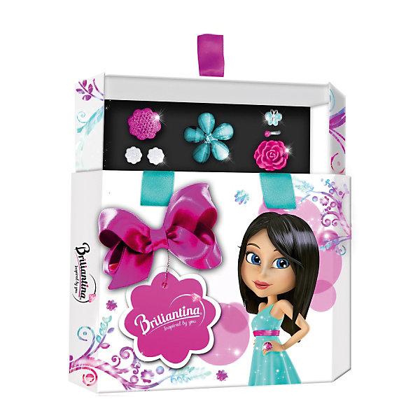 Шкатулка (цвет: весенний), BriliantinaПоследняя цена<br>Характеристики:<br><br>• Вид игрушек: детская бижутерия<br>• Пол: для девочки<br>• Серия: Hex Box<br>• Материал: металл, пластик<br>• Цвет: серебристый, розовый, бирюзовый<br>• Размер кольца: универсальный<br>• Комплектация: 2 кольца серии Uno, 2 кольца серии Excelent, серьги, футляр<br>• Размер упаковки(Д*Ш*В): 15,5*5,5*17 см<br>• Вес: 160 г<br>• Упаковка: футляр <br>• Допускается сухая и влажная чистка<br><br>Шкатулка (цвет: весенний), Briliantina из коллекции детской бижутерии, которая создается в рамках творческого проекта совместно с детьми. Торговый бренд принадлежит чешскому производителю Briliantina. Корпус украшений изготавливается из сплава хрома и никеля, который не вызывает аллергии, не окисляется, обладает легким весом, при этом достаточно прочный. В качестве декоративных элементов используются стразы, кристаллы, которые надежно закреплены в изделии. Диаметр колец от Briliantina регулируется. <br><br>Набор состоит из 4 колец и пары сережек, которые сочетаются между собой. Комплект упакован в футляр, в нем предусмотрены дополнительные отделения для других украшений. Использование детской бижутерии научит правильно подбирать украшения в зависимости от выбранного образа, сочетать их между собой, что будет способствовать формированию индивидуального стиля вашей девочки.<br><br>Шкатулка (цвет: весенний), Briliantina станет идеальным подарком для девочки к любому празднику.<br><br>Шкатулку (цвет: весенний), Briliantina можно купить в нашем интернет-магазине.<br>Ширина мм: 155; Глубина мм: 55; Высота мм: 170; Вес г: 160; Возраст от месяцев: 36; Возраст до месяцев: 84; Пол: Женский; Возраст: Детский; SKU: 5418932;