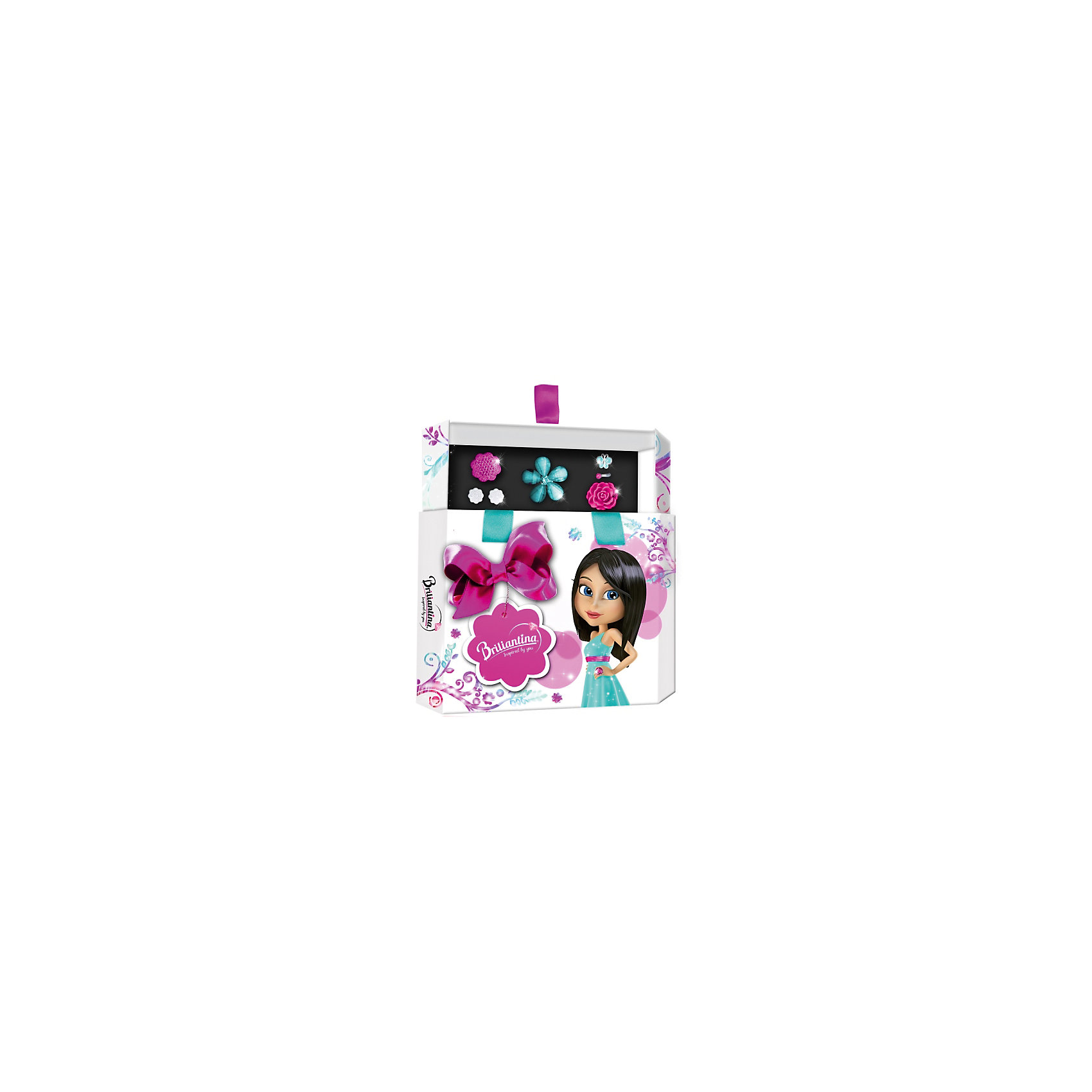 Шкатулка (цвет: весенний), BriliantinaХарактеристики:<br><br>• Вид игрушек: детская бижутерия<br>• Пол: для девочки<br>• Серия: Hex Box<br>• Материал: металл, пластик<br>• Цвет: серебристый, розовый, бирюзовый<br>• Размер кольца: универсальный<br>• Комплектация: 2 кольца серии Uno, 2 кольца серии Excelent, серьги, футляр<br>• Размер упаковки(Д*Ш*В): 15,5*5,5*17 см<br>• Вес: 160 г<br>• Упаковка: футляр <br>• Допускается сухая и влажная чистка<br><br>Шкатулка (цвет: весенний), Briliantina из коллекции детской бижутерии, которая создается в рамках творческого проекта совместно с детьми. Торговый бренд принадлежит чешскому производителю Briliantina. Корпус украшений изготавливается из сплава хрома и никеля, который не вызывает аллергии, не окисляется, обладает легким весом, при этом достаточно прочный. В качестве декоративных элементов используются стразы, кристаллы, которые надежно закреплены в изделии. Диаметр колец от Briliantina регулируется. <br><br>Набор состоит из 4 колец и пары сережек, которые сочетаются между собой. Комплект упакован в футляр, в нем предусмотрены дополнительные отделения для других украшений. Использование детской бижутерии научит правильно подбирать украшения в зависимости от выбранного образа, сочетать их между собой, что будет способствовать формированию индивидуального стиля вашей девочки.<br><br>Шкатулка (цвет: весенний), Briliantina станет идеальным подарком для девочки к любому празднику.<br><br>Шкатулку (цвет: весенний), Briliantina можно купить в нашем интернет-магазине.<br><br>Ширина мм: 155<br>Глубина мм: 55<br>Высота мм: 170<br>Вес г: 160<br>Возраст от месяцев: 36<br>Возраст до месяцев: 84<br>Пол: Женский<br>Возраст: Детский<br>SKU: 5418932