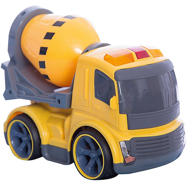 Машинка инерционная Бетономешалка, Blue SeaМашинки<br>Машинка инерционная Бетономешалка, Blue Sea (Блу Сии).<br><br>Характеристики:<br><br>- Цвет: желтый.<br>- Состав: пластик, металл.<br>- Инерционная игрушка.<br><br>Машинка Бетономешалка, Blue Sea (Блу Сии) - .это  инерционная игрушка из серии «Спецтехника». У данной модели четко проработаны детали.  Ваш малыш сможет легко придумывать сценарии к сюжетным играм. Игрушка выполнена из качественных сертифицированных материалов.<br><br>Машинку инерционную Бетономешалка, Blue Sea (Блу Сии), можно купить в нашем интернет - магазине.<br>Ширина мм: 240; Глубина мм: 140; Высота мм: 180; Вес г: 460; Возраст от месяцев: 36; Возраст до месяцев: 2147483647; Пол: Мужской; Возраст: Детский; SKU: 5419358;