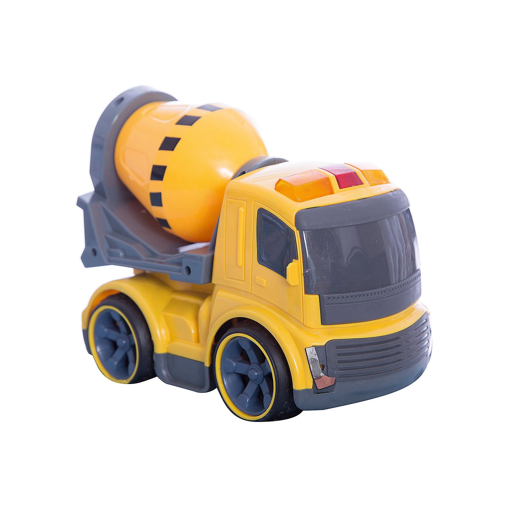Машинка инерционная Бетономешалка, Blue SeaМашинки<br>Машинка инерционная Бетономешалка, Blue Sea (Блу Сии).<br><br>Характеристики:<br><br>- Цвет: желтый.<br>- Состав: пластик, металл.<br>- Инерционная игрушка.<br><br>Машинка Бетономешалка, Blue Sea (Блу Сии) - .это  инерционная игрушка из серии «Спецтехника». У данной модели четко проработаны детали.  Ваш малыш сможет легко придумывать сценарии к сюжетным играм. Игрушка выполнена из качественных сертифицированных материалов.<br><br>Машинку инерционную Бетономешалка, Blue Sea (Блу Сии), можно купить в нашем интернет - магазине.<br><br>Ширина мм: 240<br>Глубина мм: 140<br>Высота мм: 180<br>Вес г: 460<br>Возраст от месяцев: 36<br>Возраст до месяцев: 2147483647<br>Пол: Мужской<br>Возраст: Детский<br>SKU: 5419358