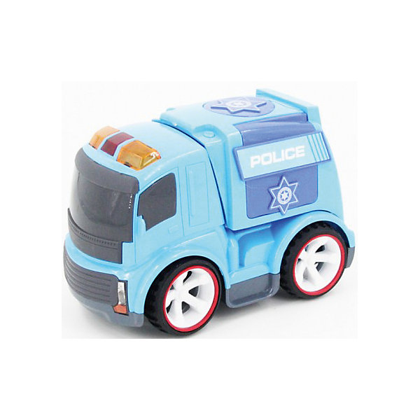 Машинка инерционная Полиция, Blue SeaМашинки<br>Машинка инерционная Полиция, Blue Sea (Блу Сии).<br><br>Характеристики:<br><br>- Цвет: голубой.<br>- Состав: пластик,металл.<br>- Инерционная игрушка.<br><br>Машинка Полиция, Blue Sea (Блу Сии) - .это  инерционная игрушка из серии «Спецтехника». У данной модели четко проработаны детали.  Ваш малыш сможет легко придумывать сценарии к сюжетным играм. Игрушка выполнена из качественных сертифицированных материалов.<br><br>Машинку инерционную Полиция, Blue Sea (Блу Сии), можно купить в нашем интернет - магазине.<br>Ширина мм: 240; Глубина мм: 140; Высота мм: 180; Вес г: 460; Возраст от месяцев: 36; Возраст до месяцев: 2147483647; Пол: Мужской; Возраст: Детский; SKU: 5419359;