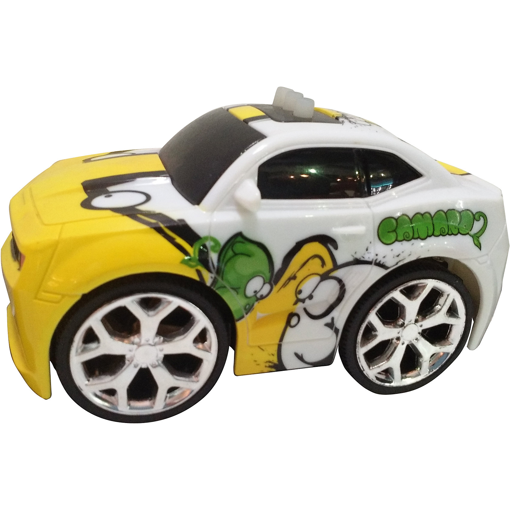 Машинка интерактивная со светом и звуком, белая с желтым, Blue SeaМашинки<br>Машинка интерактивная со светом и звуком, белая с желтым, Blue Sea (Блу Сии).<br><br>Характеристики:<br><br>- Цвет: белый, желтый.<br>- Состав: пластик,металл.<br>- Размер машины: 12,5х7х7 см<br>- Инерционная игрушка.<br><br>Машинка интерактивная со светом и звуком, белая с желтым, - .это  отличная игрушка от бренда Blue Sea (Блу Сии). Эта маленькая машинка с большими колесами одна из целой серии интерактивных машинок. На ее крыше расположены 3 кнопки с интерактивными функциями. Запрограммированы следующие функции: воспроизведение звука запуска двигателя, воспроизведение мелодии, воспроизведение звука работающего двигателя и движение машинки вперед. Игрушка выполнена из качественных сертифицированных материалов.<br><br>Машинку интерактивную со светом и звуком, белую с желтым, Blue Sea, Blue Sea (Блу Сии), можно купить в нашем интернет - магазине.<br><br>Ширина мм: 162<br>Глубина мм: 105<br>Высота мм: 115<br>Вес г: 210<br>Возраст от месяцев: 36<br>Возраст до месяцев: 2147483647<br>Пол: Мужской<br>Возраст: Детский<br>SKU: 5419362