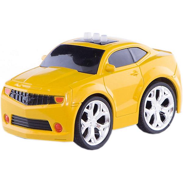 Машинка интерактивная со светом и звуком, желтая, Blue SeaМашинки<br>Машинка интерактивная со светом и звуком, желтая , Blue Sea (Блу Сии).<br><br>Характеристики:<br><br>- Цвет: желтый.<br>- Состав: пластик,металл.<br>- Размер машины: 12,5х7х7 см<br>- Инерционная игрушка.<br><br>Машинка интерактивная со светом и звуком, желтая, - .это отличная игрушка от бренда Blue Sea (Блу Сии). Эта маленькая машинка с большими колесами одна из целой серии интерактивных машинок. На ее крыше расположены 3 кнопки с интерактивными функциями. Запрограммированы следующие функции: воспроизведение звука запуска двигателя, воспроизведение мелодии, воспроизведение звука работающего двигателя и движение машинки вперед. Игрушка выполнена из качественных сертифицированных материалов.<br><br>Машинку интерактивную со светом и звуком, желтый, Blue Sea (Блу Сии), можно купить в нашем интернет - магазине.<br><br>Ширина мм: 162<br>Глубина мм: 105<br>Высота мм: 115<br>Вес г: 210<br>Возраст от месяцев: 36<br>Возраст до месяцев: 2147483647<br>Пол: Мужской<br>Возраст: Детский<br>SKU: 5419364
