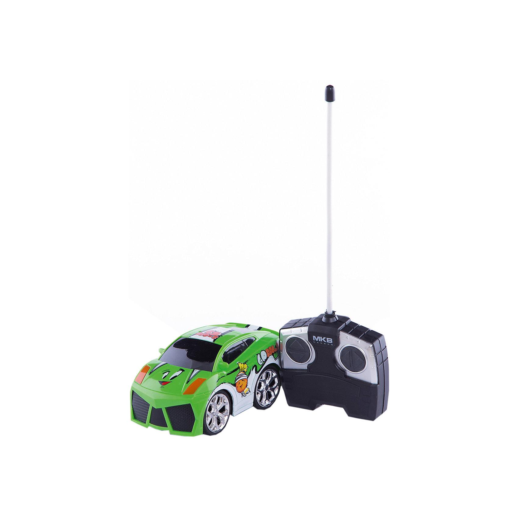 Машинка на радиоуправлении Mini, бело-зеленая, Blue SeaРадиоуправляемый транспорт<br>Машинка на радиоуправлении Mini, бело - зеленая, Blue Sea (Блу Сии).<br><br>Характеристики:<br><br>- Цвет: белый, зеленый.<br>- Состав: пластик,металл.<br>- Радиоуправляемая игрушка.<br>- В комплекте: машинка, пульт управления.<br><br>Внимание: элементы питания в комплект не входят!<br><br>Машинка на радиоуправлении Mini, бело - зеленая – это одна из представительниц яркой серии машинок Mini Car от бренда Blue Sea (Блу Сии). Она проста в управлении, двигается вперед, назад, влево и вправо. Для того, чтобы начать играть, достаточно просто докупить элементы питания для машинки и пульта управления. Вашему малышу обязательно понравятся простота управления и необычный дизайн.<br><br>Машинку на радиоуправлении Mini, бело - зеленую, Blue Sea(Блу Сии), можно купить в нашем интернет – магазине.<br><br>Ширина мм: 210<br>Глубина мм: 110<br>Высота мм: 110<br>Вес г: 300<br>Возраст от месяцев: 36<br>Возраст до месяцев: 2147483647<br>Пол: Мужской<br>Возраст: Детский<br>SKU: 5419369
