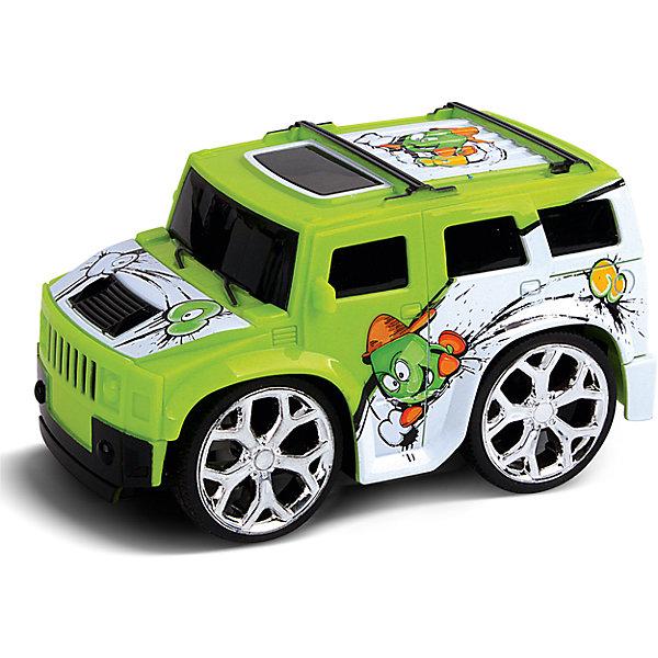 Машинка на радиоуправлении Mini, зеленая, Blue SeaРадиоуправляемые машины<br>Машинка на радиоуправлении Mini, зеленая, Blue Sea (Блу Сии).<br><br>Характеристики:<br><br>- Цвет: зеленый.<br>- Состав: пластик,металл.<br>- Радиоуправляемая игрушка.<br>- В комплекте: машинка, пульт управления.<br><br>Внимание: элементы питания в комплект не входят!<br><br>Машинка на радиоуправлении Mini, голубая – это один из представителей яркой серии машинок Mini Car от бренда Blue Sea (Блу Сии). Она проста в управлении, двигается вперед, назад, влево и вправо. Для того, чтобы начать играть, достаточно просто докупить элементы питания для машинки и пульта управления. Вашему малышу обязательно понравятся простота управления и необычный дизайн в виде яркого внедорожника.<br><br>Машинку на радиоуправлении Mini, зеленую, Blue Sea(Блу Сии), можно купить в нашем интернет – магазине.<br><br>Ширина мм: 210<br>Глубина мм: 110<br>Высота мм: 110<br>Вес г: 300<br>Возраст от месяцев: 36<br>Возраст до месяцев: 2147483647<br>Пол: Мужской<br>Возраст: Детский<br>SKU: 5419371