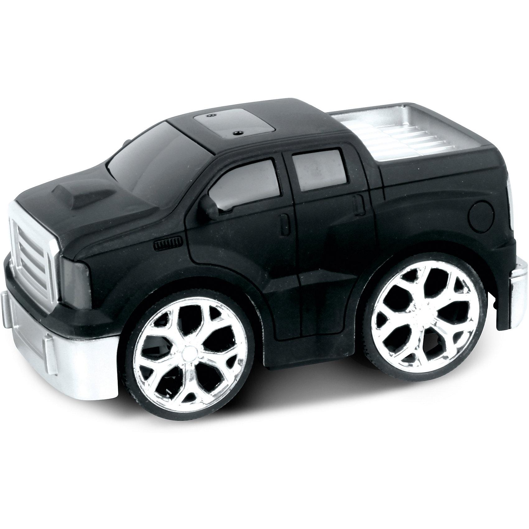 Машинка на радиоуправлении Racing Car, черная, Blue SeaРадиоуправляемый транспорт<br>Машинка на радиоуправлении Racing Car, черная, Blue Sea(Блу Сии).<br><br>Характеристики:<br><br>- Цвет: черный.<br>- Состав: пластик, металл.<br>- Радиоуправляемая игрушка.<br>- В комплекте: машинка, пульт управления.<br><br>Внимание: элементы питания в комплект не входят!<br><br>Машинка на радиоуправлении Police Car, черная – это один из представителей яркой серии машинок Mini Car от бренда Blue Sea (Блу Сии). Она проста в управлении, двигается вперед, назад, влево и вправо. Для того, чтобы начать играть, достаточно просто докупить элементы питания для машинки и пульта управления. Вашему малышу обязательно понравятся простота управления и необычный дизайн в виде пикапа.<br><br>Машинку на радиоуправлении Racing Car, черная, Blue Sea (Блу Сии), можно купить в нашем интернет – магазине.<br><br>Ширина мм: 210<br>Глубина мм: 110<br>Высота мм: 110<br>Вес г: 300<br>Возраст от месяцев: 36<br>Возраст до месяцев: 2147483647<br>Пол: Мужской<br>Возраст: Детский<br>SKU: 5419375