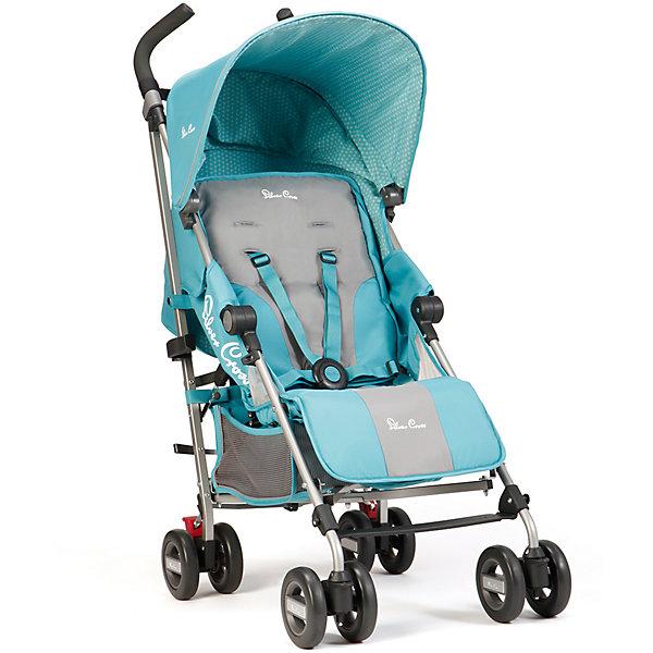 Коляска-трость Silver Cross Zest, aquaКоляски-трости<br>Характеристики коляски-трости Zest:<br><br>Прогулочный блок:<br><br>• положение спинки регулируется в нескольких положениях;<br>• спинка твердая, ребенок не «проваливается»;<br>• 5-ти точечные ремни безопасности, регулируются по длине и высоте;<br>• глубокий капюшон, раскрывается достаточно низко благодаря дополнительной вставке на капюшоне;<br>• смотровое окошко позволяет контролировать положение малыша;<br>• съемные чехлы прогулочного блока, стирка при температуре 30 градусов;<br>• материал чехлов быстро высыхает после стирки;<br>• материал: алюминий, пластик, полиэстер.<br><br>Шасси:<br><br>• ручки коляски отдельные, достаточно высоко расположены;<br>• сдвоенные колеса;<br>• ножной тормоз, педали на задних колесах;<br>• тип складывания: трость;<br>• для переноски коляски в сложенном состоянии используется плечевой ремень.<br><br>Легкая коляска-трость для лета, рама коляски изготовлена из алюминия, чехлы – из дышащей ткани, которая быстро сохнет и легко отстирывается. Коляска складывается вместе с прогулочным блоком, для переноски на плече используется плечевой ремень. Спинка регулируется, опускается довольно низко, ребенок может занять положение «полулежа». Капюшон регулируется, дополнительная секция на капюшоне позволяет опустить капюшон очень низко. Коляска маневренна благодаря поворотным колесам. <br><br>Размер коляски: 77х46х106 см<br>Размер коляски в сложенном виде: 103х27х22 см<br>Вес коляски: 5,8 кг<br><br>Коляску-трость Zest, Silver Cross, aqua можно купить в нашем интернет-магазине.<br><br>Ширина мм: 270<br>Глубина мм: 220<br>Высота мм: 1030<br>Вес г: 5800<br>Возраст от месяцев: 0<br>Возраст до месяцев: 36<br>Пол: Унисекс<br>Возраст: Детский<br>SKU: 5420317
