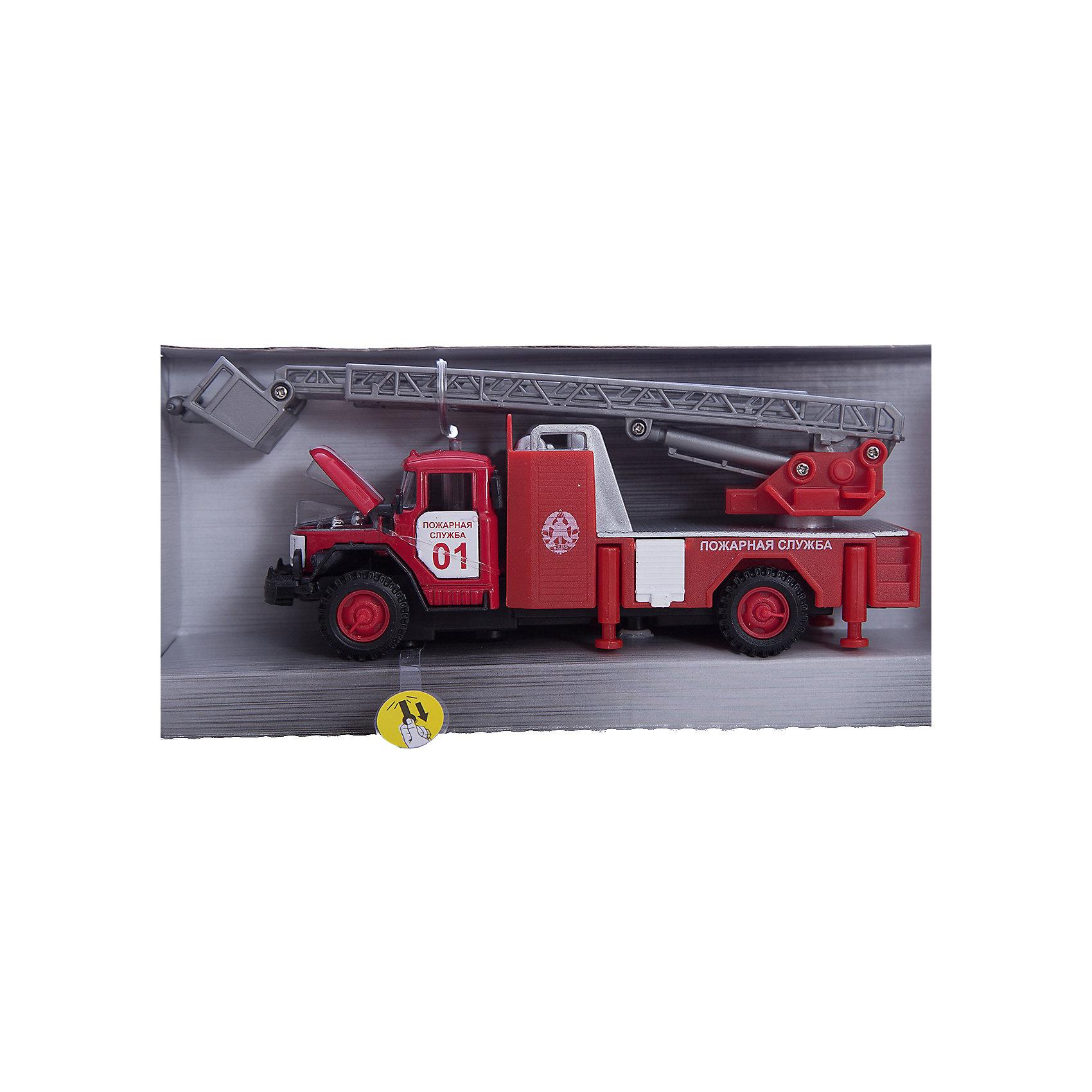 Машина ЗИЛ 131 Пожарная служба, свет+звук, ТЕХНОПАРКМашинки<br>Машина Технопарк металлическая  инерционная ЗИЛ 131 Пожарная служба, свет+звук.<br><br>Ширина мм: 60<br>Глубина мм: 150<br>Высота мм: 220<br>Вес г: 220<br>Возраст от месяцев: 36<br>Возраст до месяцев: 84<br>Пол: Мужской<br>Возраст: Детский<br>SKU: 5420369