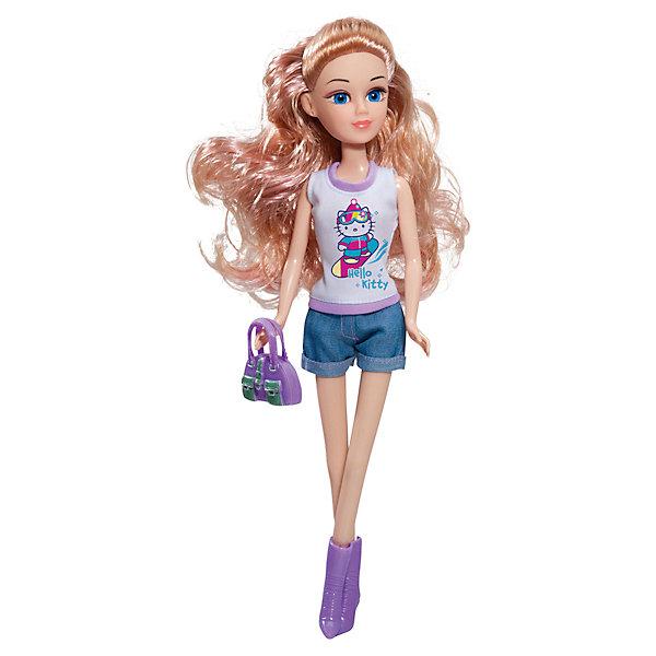 Кукла Мария HELLO KITTY, 29 см, КарапузКуклы<br>Кукла Мария 29 см. У куклы подвижные руки и ноги, голова. У куклы реалистичные пластиковые глаза и густые ресницы, которые делаю взгляд особенно выразительным. Красивые волосы можно причесывать и делать ей различные прически. А можная теплая одежда Марии не даст ей замерзнуть на прогулке со своей маленькой хозяйкой.<br>Ширина мм: 60; Глубина мм: 140; Высота мм: 320; Вес г: 320; Возраст от месяцев: 36; Возраст до месяцев: 84; Пол: Женский; Возраст: Детский; SKU: 5420414;