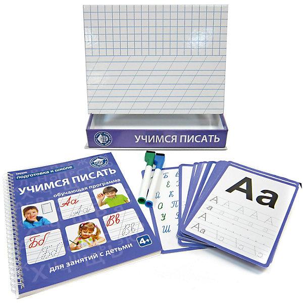 Обучающий набор «Учимся писать: от линии к букве»