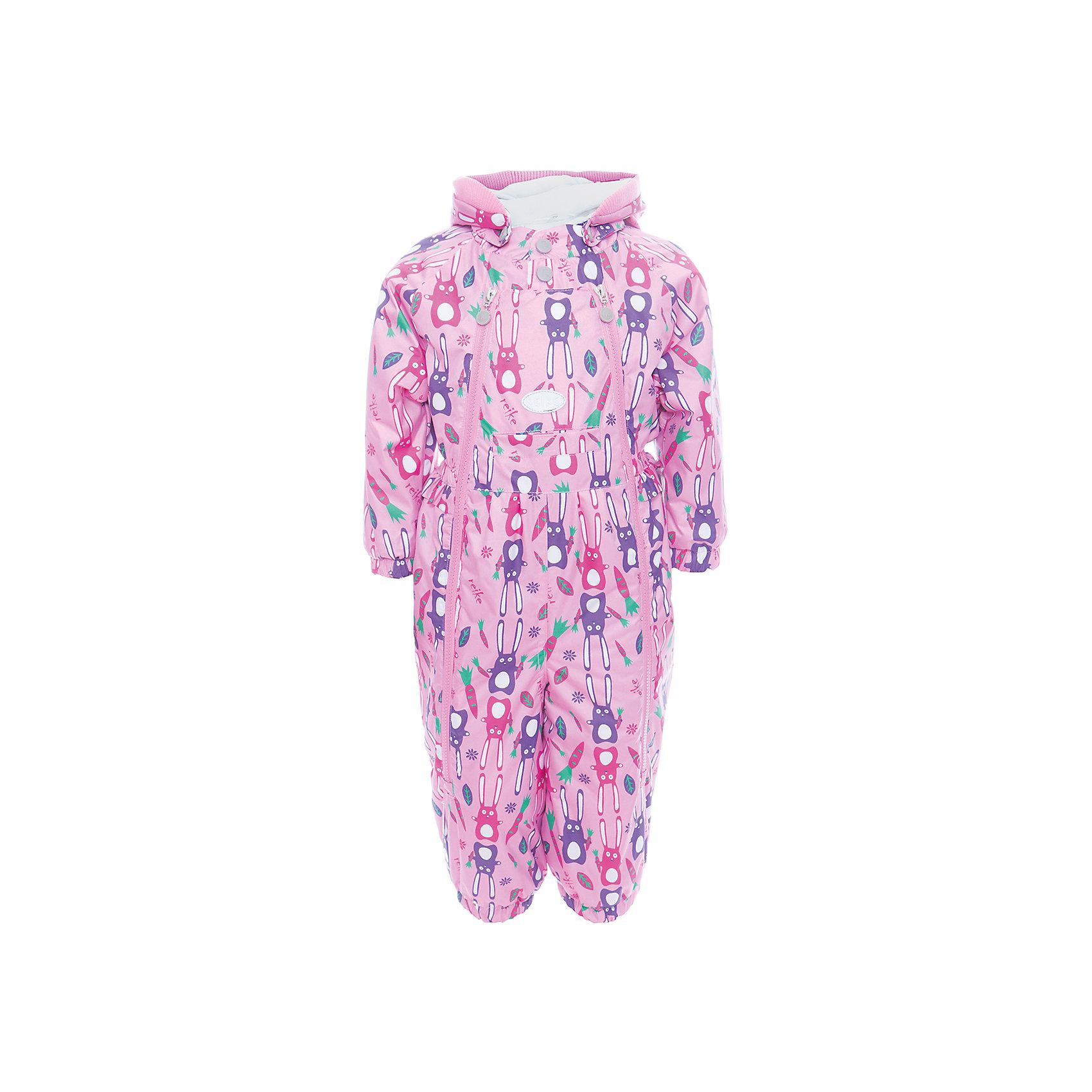 Комбинезон Reike для девочкиВерхняя одежда<br>Характеристики товара:<br><br>• цвет: розовый<br>• состав: 100% полиэстер<br>• подкладка - 100% хлопок, велюровые вставки на спинке, воротнике, капюшоне и рукавах<br>• утеплитель: 100% полиэстер, 60 г<br>• температурный режим: от 0° С до +10° С<br>• из ветрозащитного, водонепроницаемого материала<br>• мембранная технология позволяет телу дышать<br>• воздухопроницаемость: 2000гр/м2/24 ч<br>• водоотталкивающее покрытие: 2000 мм<br>• застежка: двойная молния<br>• светоотражающие детали<br>• съёмный капюшон на кнопках оформлен трикотажной резинкой<br>• удобные карманы<br>• съемные штрипки<br>• эластичные манжеты <br>• страна бренда: Финляндия<br><br>Демисезонная одежда может быть очень красивой и удобной! Новая коллекция от известного финского производителя Reike отличается ярким дизайном, продуманностью и комфортом! Эта модель разработана специально для детей - она учитывает особенности их физиологии, а также новые тенденции в европейской моде. Стильная и удобная вещь!<br><br>Комбинезон для мальчика от популярного бренда Reike можно купить в нашем интернет-магазине.<br><br>Ширина мм: 356<br>Глубина мм: 10<br>Высота мм: 245<br>Вес г: 519<br>Цвет: розовый<br>Возраст от месяцев: 12<br>Возраст до месяцев: 18<br>Пол: Женский<br>Возраст: Детский<br>Размер: 86,68,74,80<br>SKU: 5429929