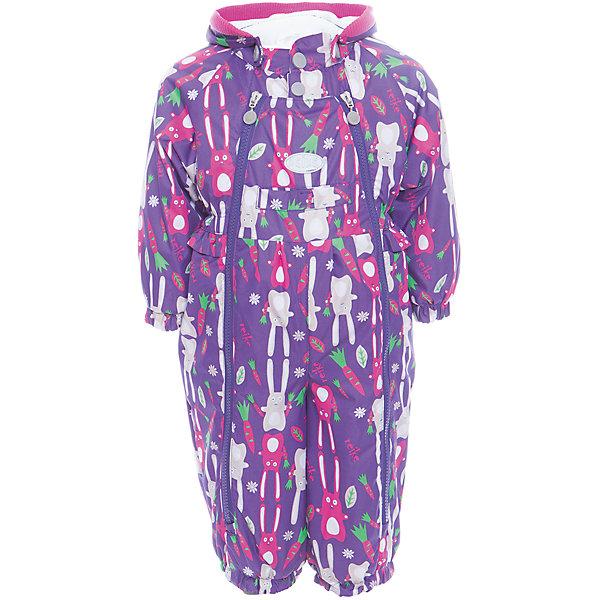 Комбинезон Reike для девочкиВерхняя одежда<br>Характеристики товара:<br><br>• цвет: фиолетовый<br>• состав: 100% полиэстер<br>• подкладка - 100% хлопок, велюровые вставки на спинке, воротнике, капюшоне и рукавах<br>• утеплитель: 100% полиэстер, 60 г<br>• температурный режим: от 0° С до +10° С<br>• из ветрозащитного, водонепроницаемого материала<br>• мембранная технология позволяет телу дышать<br>• воздухопроницаемость: 2000гр/м2/24 ч<br>• водоотталкивающее покрытие: 2000 мм<br>• застежка: двойная молния<br>• светоотражающие детали<br>• съёмный капюшон на кнопках оформлен трикотажной резинкой<br>• удобные карманы<br>• съемные штрипки<br>• эластичные манжеты <br>• страна бренда: Финляндия<br><br>Демисезонная одежда может быть очень красивой и удобной! Новая коллекция от известного финского производителя Reike отличается ярким дизайном, продуманностью и комфортом! Эта модель разработана специально для детей - она учитывает особенности их физиологии, а также новые тенденции в европейской моде. Стильная и удобная вещь!<br><br>Комбинезон для девочки от популярного бренда Reike можно купить в нашем интернет-магазине.<br><br>Ширина мм: 356<br>Глубина мм: 10<br>Высота мм: 245<br>Вес г: 519<br>Цвет: лиловый<br>Возраст от месяцев: 6<br>Возраст до месяцев: 9<br>Пол: Женский<br>Возраст: Детский<br>Размер: 74,68,86,80<br>SKU: 5429934