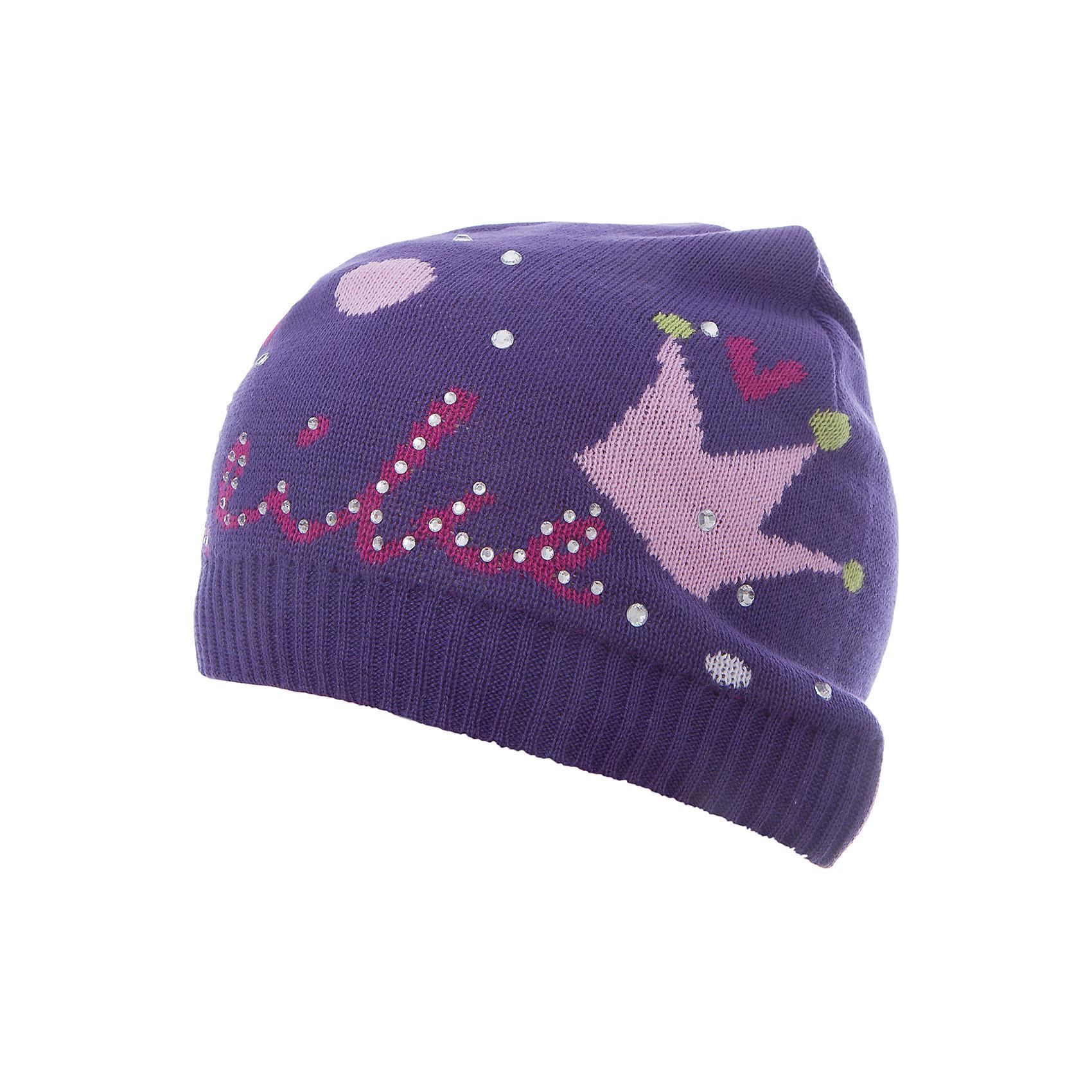 Шапка Reike для девочкиШапки и шарфы<br>Характеристики товара:<br><br>• цвет: фиолетовый<br>• состав: 100% хлопок<br>• температурный режим: от +7С до +15С<br>• декорирована принтом<br>• мягкий материал<br>• страна бренда: Финляндия<br><br>Новая коллекция от известного финского производителя Reike отличается ярким дизайном, продуманностью и комфортом! Эта модель разработана специально для детей - она учитывает особенности их физиологии, а также новые тенденции в европейской моде. Она отлично сочетается с обувью разных цветов и фасонов. Стильная и удобная вещь! <br><br>Шапку для девочки от популярного бренда Reike можно купить в нашем интернет-магазине.<br><br>Ширина мм: 89<br>Глубина мм: 117<br>Высота мм: 44<br>Вес г: 155<br>Цвет: фиолетовый<br>Возраст от месяцев: 72<br>Возраст до месяцев: 84<br>Пол: Женский<br>Возраст: Детский<br>Размер: 54,50,52<br>SKU: 5430108