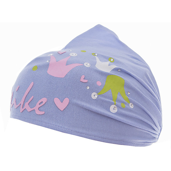 Повязка Reike для девочкиШапки и шарфы<br>Характеристики товара:<br><br>• цвет: сиреневый<br>• состав: 100% хлопок<br>• декорирована принтом и стразами<br>• мягкий материал<br>• страна бренда: Финляндия<br><br>Новая коллекция от известного финского производителя Reike отличается ярким дизайном, продуманностью и комфортом! Эта модель разработана специально для детей - она учитывает особенности их физиологии, а также новые тенденции в европейской моде. Она отлично сочетается с обувью разных цветов и фасонов. Стильная и удобная вещь!<br><br>Повязку для девочки от популярного бренда Reike можно купить в нашем интернет-магазине.<br><br>Ширина мм: 89<br>Глубина мм: 117<br>Высота мм: 44<br>Вес г: 155<br>Цвет: лиловый<br>Возраст от месяцев: 12<br>Возраст до месяцев: 18<br>Пол: Женский<br>Возраст: Детский<br>Размер: 48,52,50<br>SKU: 5430112