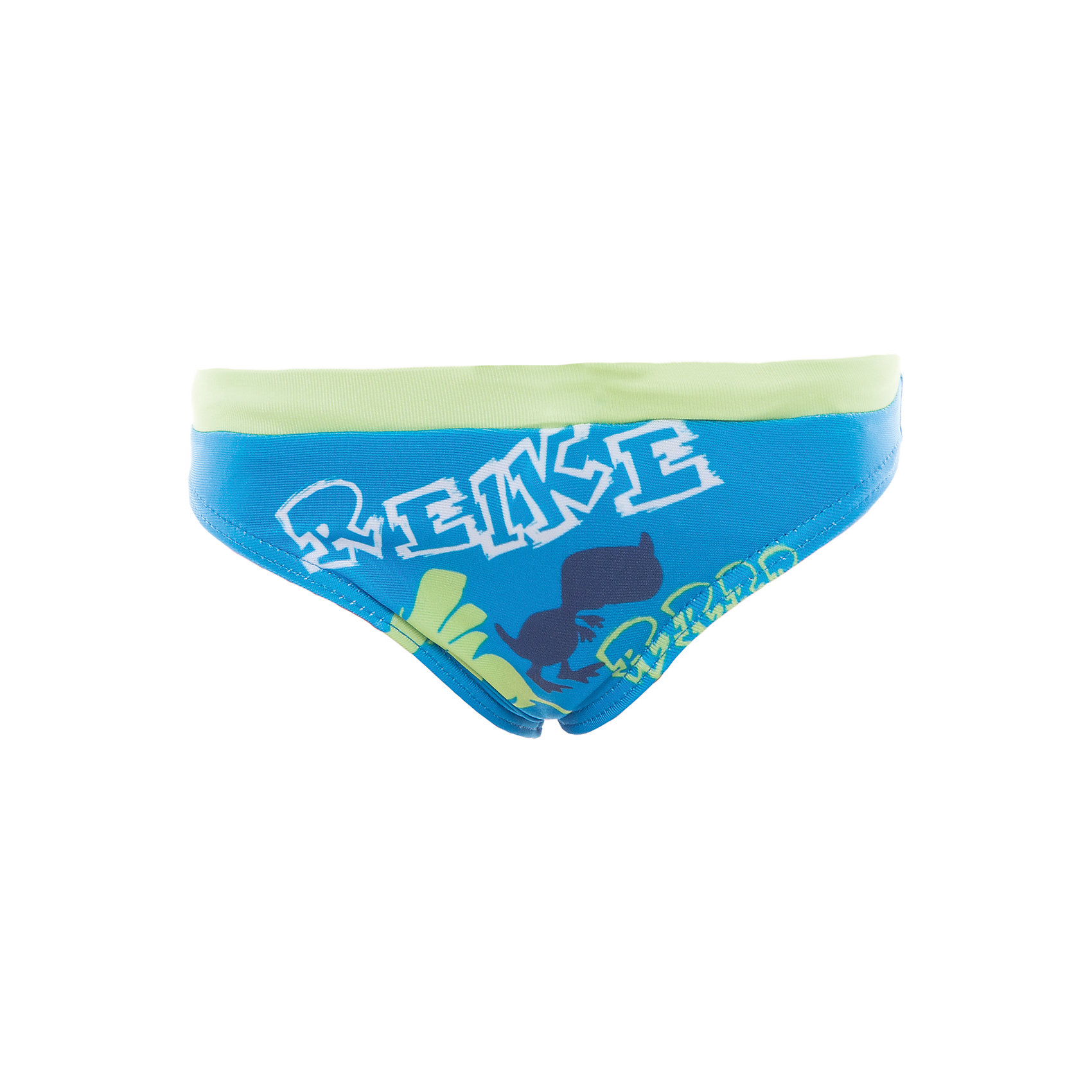Плавки Reike для мальчикаКупальники и плавки<br>Характеристики товара:<br><br>• цвет: голубой<br>• состав: 85% полиэстер, 15% полиуретан<br>• декорированы принтом<br>• эластичный материал<br>• быстро сохнут<br>• мягкая резинка в поясе<br>• страна бренда: Финляндия<br><br>Одежда для пляжного отдыха может быть стильной и удобной! Новая коллекция от известного финского производителя Reike отличается ярким дизайном, продуманностью и комфортом! Эта модель разработана специально для детей - она учитывает особенности их физиологии, а также новые тенденции в европейской моде. Стильная и удобная вещь!<br><br>Плавки для мальчика от популярного бренда Reike можно купить в нашем интернет-магазине.<br><br>Ширина мм: 183<br>Глубина мм: 60<br>Высота мм: 135<br>Вес г: 119<br>Цвет: синий<br>Возраст от месяцев: 24<br>Возраст до месяцев: 36<br>Пол: Мужской<br>Возраст: Детский<br>Размер: 98,104,92<br>SKU: 5430356