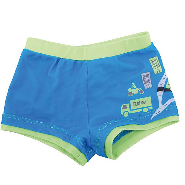 Плавки Reike для мальчикаОдежда<br>Характеристики товара:<br><br>• цвет: голубой<br>• состав: 85% полиэстер, 15% полиуретан<br>• декорированы принтом<br>• эластичный материал<br>• быстро сохнут<br>• мягкая резинка в поясе<br>• страна бренда: Финляндия<br><br>Одежда для пляжного отдыха может быть стильной и удобной! Новая коллекция от известного финского производителя Reike отличается ярким дизайном, продуманностью и комфортом! Эта модель разработана специально для детей - она учитывает особенности их физиологии, а также новые тенденции в европейской моде. Стильная и удобная вещь!<br><br>Плавки для мальчика от популярного бренда Reike можно купить в нашем интернет-магазине.<br><br>Ширина мм: 183<br>Глубина мм: 60<br>Высота мм: 135<br>Вес г: 119<br>Цвет: синий<br>Возраст от месяцев: 36<br>Возраст до месяцев: 48<br>Пол: Мужской<br>Возраст: Детский<br>Размер: 104,92,98<br>SKU: 5430414