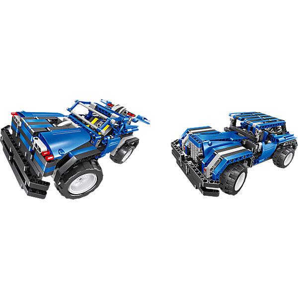 Конструктор Sportscar, 443 детали, QiHuiПластмассовые конструкторы<br>Конструктор Sportscar, 443 детали, QiHui<br><br>Характеристики:<br><br>• Возраст: от 7 лет<br>• Количество деталей: 443<br>• В комплекте: инструкция, детали для сборки, пульт управления и антенна, аккумулятор, зарядное устройство<br>• Дальность действия: 20 метров<br>• Максимальная скорость: 11 км/ч<br><br>Этот конструктор рекомендуется для игр детей от 7 лет. В процессе работы с ним ребенок может не только увлечься и провести долгое время за изучением набора, но и развивать свое пространственное мышление, мелкую моторику и, конечно, воображение. Этот набор позволяет ребенку собрать себе настоящую радиоуправляемую машину! <br><br>В комплект входит конструктор для сборки 2-х автомобилей, пульт радиоуправления и аккумулятор. Дальность действия пульта составляет 20 метров. Готовая машинка может ездить вперед-назад и поворачивать влево-вправо. Ее максимальная скорость – 11 км/ч. Набор содержит внутри подробную инструкцию по сборке своего собственного радиоуправляемого автомобиля.<br><br>КонструкторSportscar, 443 детали, QiHui можно купить в нашем интернет-магазине.<br><br>Ширина мм: 290<br>Глубина мм: 420<br>Высота мм: 90<br>Вес г: 1220<br>Возраст от месяцев: 72<br>Возраст до месяцев: 2147483647<br>Пол: Унисекс<br>Возраст: Детский<br>SKU: 5430817