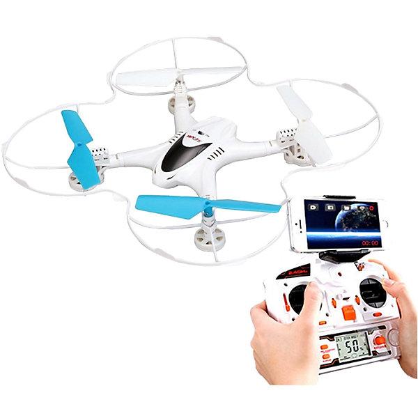 Квадрокоптер X300C с камерой HD, Blue SeaКвадрокоптеры<br>Квадрокоптер X300C с камерой HD, BlueSea<br><br>Характеристики:<br><br>• В комплекте: квадрокоптер, защитный бампер, пульт управления, аккумулятор и зарядное устройство, запасные лопасти, инструкция и кабель<br>• Скорость: 40км/ч+ <br>• Управление: Автопилот <br>• Режимы полета: 2<br>• Диапазон управления: 150 метров<br>• Время полета: 10 минут<br>• Продолжительность перезарядки: 120 минут с использованием USB порта<br>• Оснащен встроенной камерой HD качества<br>• Размер: 24х24 сантиметра <br>• Вес: 102 грамма<br>• Дополнительно: Гироскоп 6-осевой, LED-подсветка, 3D пилотаж, подсветка<br><br>Эта модель квадрокоптера хорошо подходит для начинающих пилотов благодаря своей функции Fail-Safe – если в процессе полета вы запустите квадрокоптер слишком далеко или не будете знать, как вернуть его обратно, она позволит вам сохранить его в целости. Используя этот квадрокоптер вы сможете наблюдать за его полетом в режиме реального времени, благодаря встроенной FPV-камере, потребуется только устройство, работающее на платформе IOS или Android. <br><br>Так же модель поставляется в комплекте с аппаратурой управления на 2,4 Гц. Возможности этого квардрокоптера позволяют снимать видео в HD-качестве, а так же легко и удобно им управлять, благодаря встроенному 6-осевому гироскопу. Благодаря мощной светодиодной подсветке его удобно использовать даже ночью.<br><br>Квадрокоптер X300C с камерой HD, Blue Sea можно купить в нашем интернет-магазине.<br><br>Ширина мм: 410<br>Глубина мм: 290<br>Высота мм: 80<br>Вес г: 810<br>Возраст от месяцев: 96<br>Возраст до месяцев: 2147483647<br>Пол: Унисекс<br>Возраст: Детский<br>SKU: 5430825