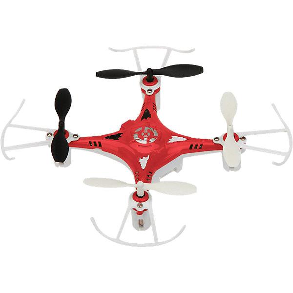 Квадрокоптер X7, красный, Blue SeaКвадрокоптеры<br>Квадрокоптер X7, красный, Blue Sea<br><br>Характеристики:<br><br>• Частота от: 2.4 Гц<br>• Радиус действия пульта управления: 50 м<br>• Тип аккумулятора: Li-poly<br>• Емкость аккумулятора: 350 мАч<br>• Время полета: 5-8 минут<br>• В набор входит: квадрокоптер Х7, пульт управления, USB-шнур, запасные детали, инструкция<br>• Цвет: красный<br><br>Этот квадрокоптер подходит для использования начинающими пилотами, благодаря своей невысокой цене и отличным полетным характеристикам. Он имеет инфракрасное четырехканальное управление и компактные размеры. В дополнение данная модель оснащена дополнительной защитой, которая сохраняет его устойчивость при ударах и падениях, поэтому его удобно использовать не только на улице, но и в помещении. <br><br>Благодаря оснащению 6-осевым гироскопом он способен переворачиваться в воздухе на 360 градусов. Это простая в использовании, но очень эффективная модель, которая позволит приобщиться к миру квадрокоптеров даже самому неопытному пилоту. Производить зарядку этого устройства можно через удобный USB-шнур. В комплекте есть все необходимое для того, чтобы быстро освоить предложенный функционал и начать его использовать.<br><br>Квадрокоптер X7, красный, Blue Sea можно купить в нашем интернет-магазине.<br><br>Ширина мм: 170<br>Глубина мм: 187<br>Высота мм: 95<br>Вес г: 306<br>Возраст от месяцев: 96<br>Возраст до месяцев: 2147483647<br>Пол: Унисекс<br>Возраст: Детский<br>SKU: 5430828