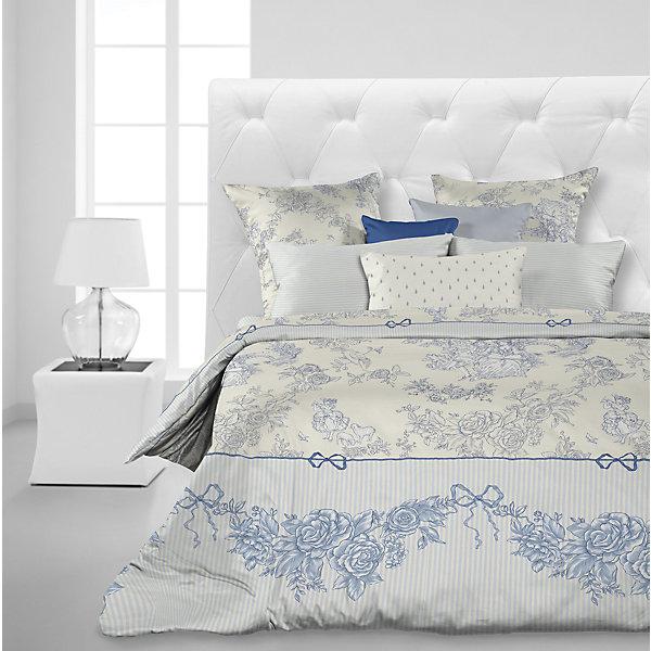 Комплект постельного белья Toile de Jouy, 1,5 спальное, (70*70), перкаль, Carte BlancheВзрослое постельное бельё<br>Комплект постельного белья Toile de Jouy, 1,5 спальное, (70*70), перкаль, Carte Blanche (Карт Бланш)<br><br>Характеристики:<br><br>• хорошо пропускает воздух, позволяет коже дышать<br>• отличается высокой прочностью и износостойкостью<br>• легко гладить<br>• привлекательный дизайн<br>• в комплекте: простыня, наволочка (2 шт.), пододеяльник<br>• материал: перкаль (100% хлопок)<br>• размер простыни:150х220 см<br>• размер наволочки: 70х70 см<br>• размер пододеяльника: 145х215 см<br>• размер упаковки: 8х25х35 см<br>• вес: 1400 грамм<br><br>Комплект Toile de Jouy - отличный подарок для ценителей комфортного сна. Белье изготовлено из перкаля, известного такими свойствами как прочность и износостойкость. Оно очень приятно телу и, кроме того, оно хорошо пропускает воздух, благодаря чему кожа дышит во время отдыха. Хозяек белье из перкали порадует неприхотливостью в уходе. Комплект декорирован роскошным узором, который украсит вашу спальню. В комплект входят две наволочки, простынь и пододеяльник.<br><br>Комплект постельного белья Toile de Jouy, 1,5 спальное, (70*70), перкаль, Carte Blanche (Карт Бланш) вы можете купить в нашем интернет-магазине.<br><br>Ширина мм: 350<br>Глубина мм: 250<br>Высота мм: 80<br>Вес г: 1400<br>Возраст от месяцев: 36<br>Возраст до месяцев: 216<br>Пол: Женский<br>Возраст: Детский<br>SKU: 5430847