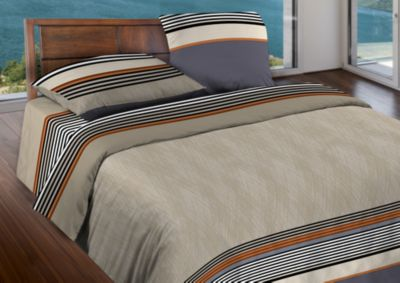 Комплект постельного белья Макси БИО Комфорт Simple , 2 спальное, Wenge