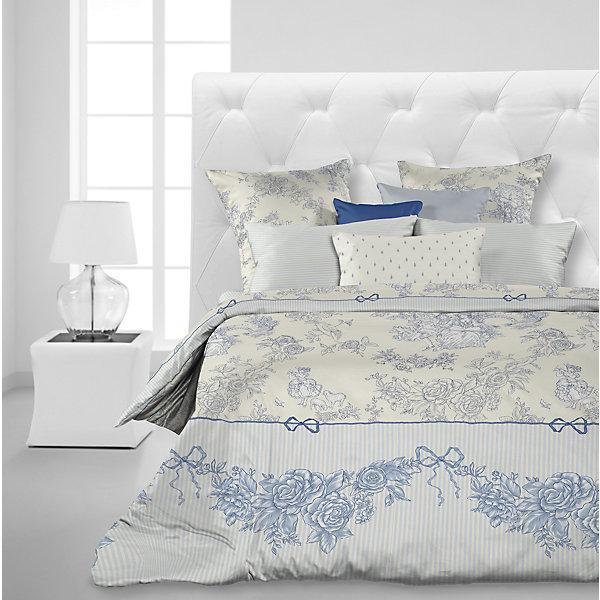Комплект постельного белья Toile de Jouy, 2 спальное, перкаль, Carte BlancheВзрослое постельное бельё<br>Комплект постельного белья Toile de Jouy, 2 спальное, перкаль, Carte Blanche (Карт Бланш)<br><br>Характеристики:<br><br>• хорошо пропускает воздух, позволяет коже дышать<br>• отличается высокой прочностью и износостойкостью<br>• легко гладить<br>• привлекательный дизайн<br>• в комплекте: простыня, наволочка (2 шт.), пододеяльник<br>• материал: перкаль (100% хлопок)<br>• размер простыни:240х220 см<br>• размер наволочки: 70х70 см<br>• размер пододеяльника: 175х215 см<br>• размер упаковки: 7х28х38 см<br>• вес: 2100 грамм<br><br>Комплект Toile de Jouy - отличный подарок для ценителей комфортного сна. Белье изготовлено из перкаля, известного такими свойствами как прочность и износостойкость. Оно очень приятно телу и, кроме того, оно хорошо пропускает воздух, благодаря чему кожа дышит во время отдыха. Хозяек белье из перкали порадует неприхотливостью в уходе. Комплект декорирован роскошным узором, который украсит вашу спальню. В комплект входят две наволочки, простынь и пододеяльник.<br><br>Комплект постельного белья Toile de Jouy, 2 спальное, перкаль, Carte Blanche (Карт Бланш) вы можете купить в нашем интернет-магазине.<br>Ширина мм: 380; Глубина мм: 280; Высота мм: 70; Вес г: 2100; Возраст от месяцев: 36; Возраст до месяцев: 216; Пол: Женский; Возраст: Детский; SKU: 5430852;