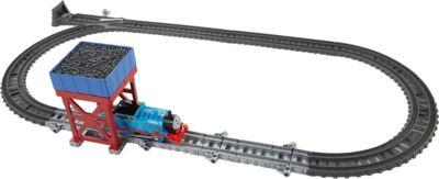 Mattel Набор 2-в-1 «Угольный бункер/Водяное колесо», Томас и его друзья