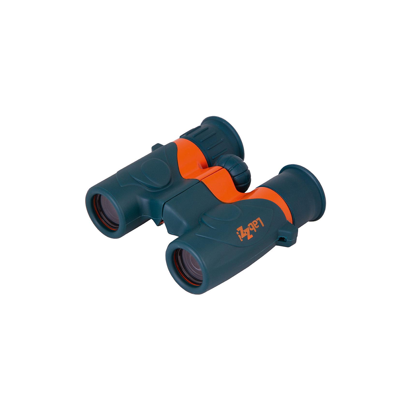 Бинокль Levenhuk LabZZ B2Эксперименты и опыты<br>Характеристики товара:<br><br>• материал: пластик<br>• увеличение: до 6 крат<br>• легкий корпус<br>• резиновые наглазники<br>• диаметр объектива (апертура): 21 мм<br>• поле зрения на удалении 1000 м: 120 м<br>• межзрачковое расстояние: 65–50 мм<br>• способ фокусировки: центральная<br>• комплектация: бинокль, мягкий чехол, ремешок на руку, салфетка для оптики, руководство по эксплуатации и гарантийный талон<br>• страна бренда: США<br>• страна производства: КНР<br><br>Бинокль - это отличный способ заинтересовать ребенка наблюдениями и привить ему интерес к учебе. Эта модель была разработана специально для детей - он позволяет увеличивать предметы в 6 крат. Благодаря легкому и прочному корпусу бинокль удобно брать с собой!<br><br>Оптические приборы от американской компании Levenhuk уже успели зарекомендовать себя как качественная и надежная продукция. Для их производства используются только безопасные и проверенные материалы. Такой прибор способен прослужить долго. Подарите ребенку интересную и полезную вещь!<br><br>Бинокль Levenhuk LabZZ B2 от известного бренда Levenhuk (Левенгук) можно купить в нашем интернет-магазине.<br><br>Ширина мм: 103<br>Глубина мм: 53<br>Высота мм: 118<br>Вес г: 272<br>Возраст от месяцев: 60<br>Возраст до месяцев: 2147483647<br>Пол: Унисекс<br>Возраст: Детский<br>SKU: 5435294