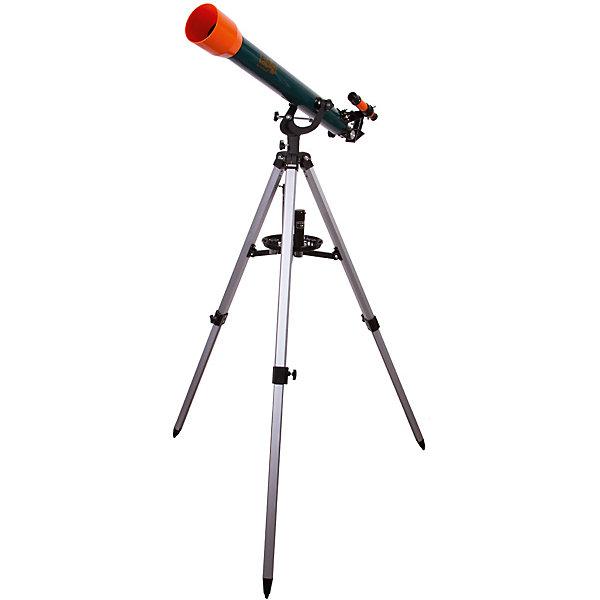 Телескоп Levenhuk LabZZ T3Телескопы<br>Характеристики товара:<br><br>• материал: металл, пластик<br>• тип телескопа: рефрактор<br>• максимальное полезное увеличение: 175 крат<br>• светосила (относительное отверстие): 11/7<br>• световой диаметр (Апертура): 60 мм<br>• посадочный диаметр окуляров: 0,96, окуляры 4 мм (175х), 12,5 мм (56х), оборачивающий окуляр 1,5х<br>• искатель : оптический, 5х<br>• тренога алюминиевая<br>• высота треноги регулируемая: 750–1200 мм<br>• тип монтировки: азимутальная<br>• комплектация: труба, окуляры, тренога, зеркало, линза Барлоу 3х<br>• страна бренда: США<br>• страна производства: КНР<br><br>Телескоп - это отличный способ заинтересовать ребенка наблюдениями за наземными и небесными объектами и привить ему интерес к учебе. Эта модель была разработана специально для детей - он позволяет увеличивать предметы из космоса и изучать их. Благодаря легкому и прочному корпусу телескоп удобно брать с собой!<br><br>Оптические приборы от американской компании Levenhuk уже успели зарекомендовать себя как качественная и надежная продукция. Для их производства используются только безопасные и проверенные материалы. Такой прибор способен прослужить долго. Подарите ребенку интересную и полезную вещь!<br><br>Телескоп Levenhuk LabZZ T3 от известного бренда Levenhuk (Левенгук) можно купить в нашем интернет-магазине.<br><br>Ширина мм: 730<br>Глубина мм: 235<br>Высота мм: 145<br>Вес г: 3028<br>Возраст от месяцев: 60<br>Возраст до месяцев: 2147483647<br>Пол: Унисекс<br>Возраст: Детский<br>SKU: 5435298