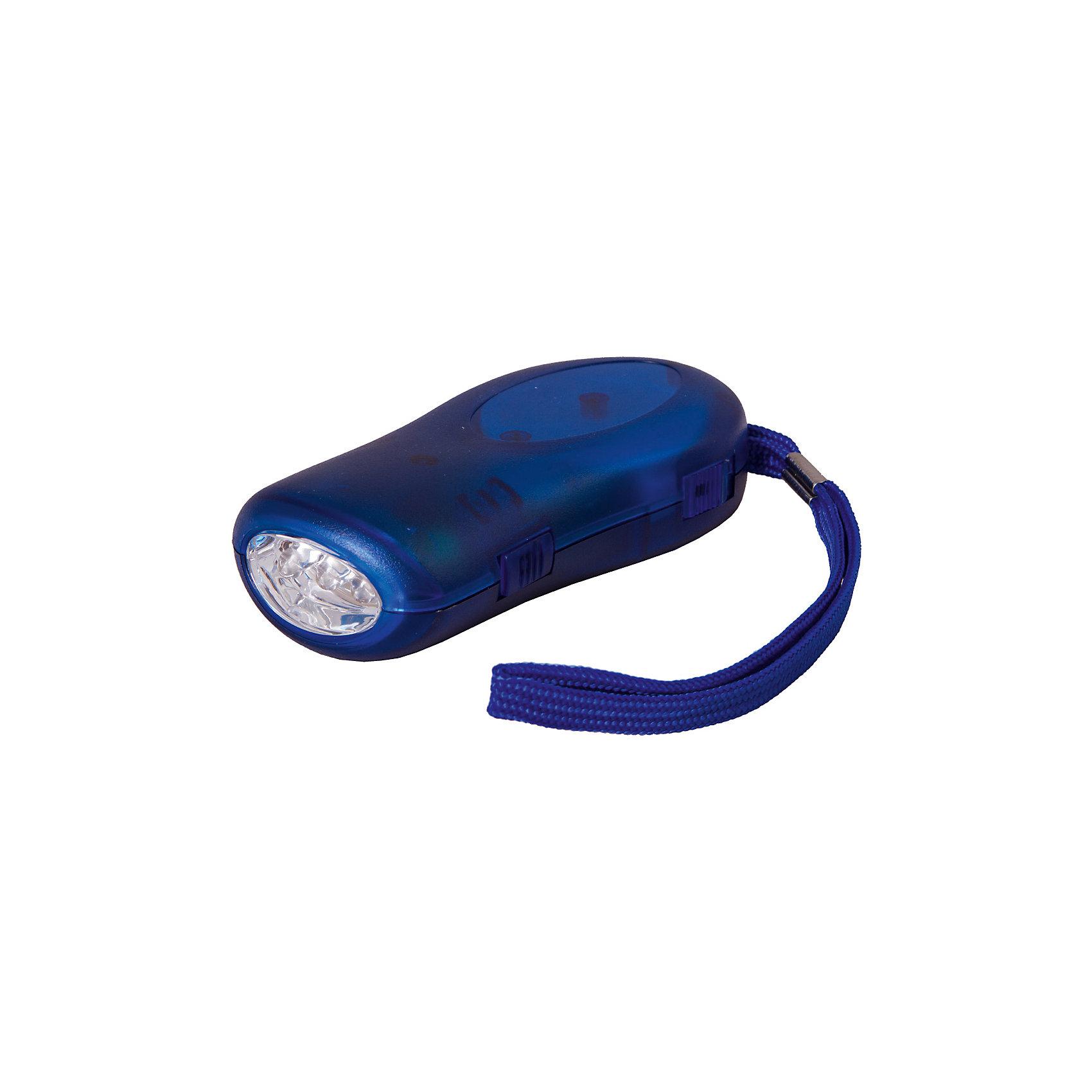 Динамо-фонарь Bresser JuniorХарактеристики товара:<br><br>• размер упаковки: 7?4?11 см<br>• светодиод не перегорит <br>• динамо-механизм<br>• заряда встроенных аккумуляторов хватает на 10 минут непрерывного свечения<br>• вес: 100 г<br>• материал: пластик<br>• страна бренда: Германия<br><br>Собственный фонарик - это отличный способ заинтересовать ребенка туризмом и привить ему интерес к путешествиям. Этот фонарь был разработан специально для детей - он позволяет всегда иметь при себе источник света. Благодаря стильному дизайну он впечатляюще смотрится!<br><br>Приборы от немецкой компании Bresser уже успели зарекомендовать себя как качественная и надежная продукция. Для их производства используются только безопасные и проверенные материалы. Такой прибор способен прослужить долго. Подарите ребенку интересную и полезную вещь!<br><br>Динамо-фонарь Bresser Junior от известного бренда Bresser (Брессер) можно купить в нашем интернет-магазине.<br><br>Ширина мм: 75<br>Глубина мм: 40<br>Высота мм: 110<br>Вес г: 136<br>Возраст от месяцев: 60<br>Возраст до месяцев: 2147483647<br>Пол: Унисекс<br>Возраст: Детский<br>SKU: 5435311