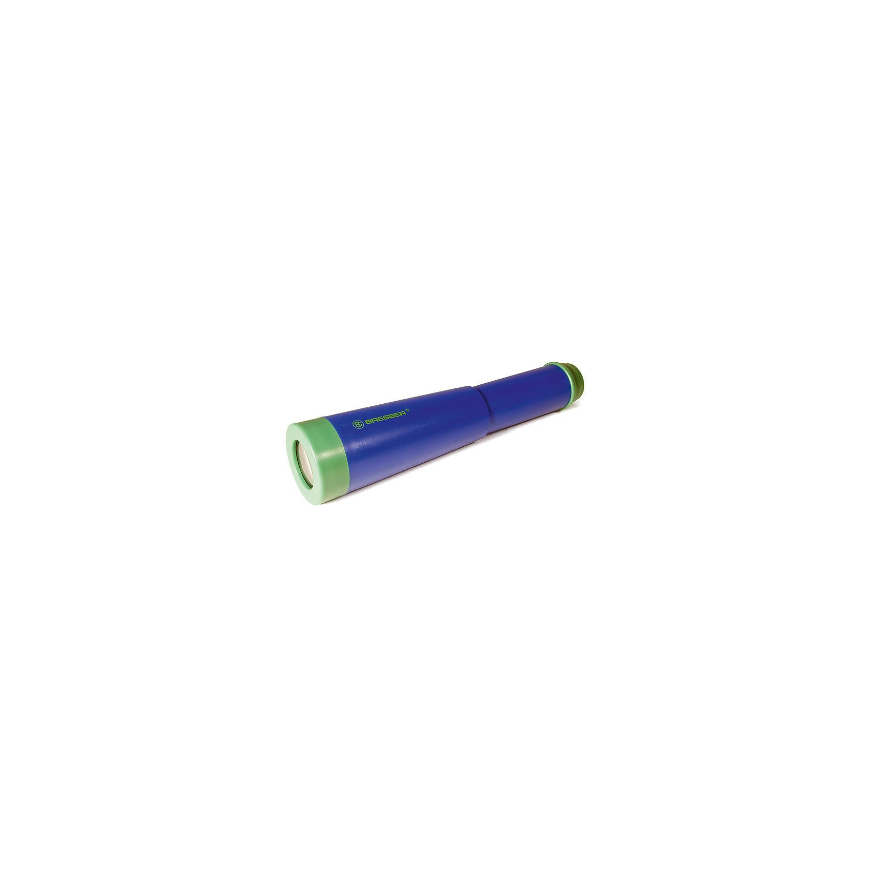Зрительная труба Bresser Junior 8x32Эксперименты и опыты<br>Характеристики товара:<br><br>• материал: пластик<br>• увеличение: до 8 крат<br>• диаметр объектива (апертура), мм 32<br>• легкий корпус<br>• тип призмы: roof<br>• размер упаковки: 20x5x5 см<br>• вес: 100 г<br>• страна бренда: Германия<br><br>Зрительная труба - это отличный способ заинтересовать ребенка наблюдениями и привить ему интерес к учебе. Эта модель была разработана специально для детей - он позволяет увеличивать предметы до 8 крат. Благодаря легкому и прочному корпусу трубу удобно брать с собой!<br><br>Оптические приборы от немецкой компании Bresser уже успели зарекомендовать себя как качественная и надежная продукция. Для их производства используются только безопасные и проверенные материалы. Такой прибор способен прослужить долго. Подарите ребенку интересную и полезную вещь!<br><br>Зрительную трубу Bresser Junior 8x32 от известного бренда Bresser (Брессер) можно купить в нашем интернет-магазине.<br><br>Ширина мм: 55<br>Глубина мм: 200<br>Высота мм: 55<br>Вес г: 160<br>Возраст от месяцев: 60<br>Возраст до месяцев: 2147483647<br>Пол: Унисекс<br>Возраст: Детский<br>SKU: 5435312