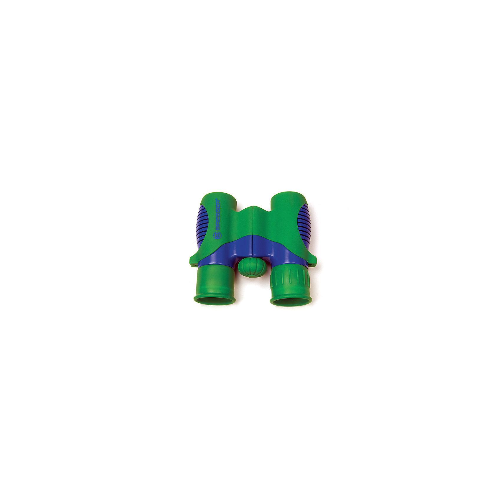 Бинокль детский Bresser Junior 6x21Характеристики товара:<br><br>• материал: пластик<br>• увеличение: до 6 крат<br>• тип призмы: roof<br>• легкий корпус<br>• диаметр объектива (апертура), мм 21<br>• размер упаковки: 15x11x6 см<br>• вес: 200 г<br>• страна бренда: Германия<br><br>Бинокль - это отличный способ заинтересовать ребенка наблюдениями и привить ему интерес к учебе. Эта модель была разработана специально для детей - он позволяет увеличивать предметы до 6 крат. Благодаря легкому и прочному корпусу бинокль удобно брать с собой!<br><br>Оптические приборы от немецкой компании Bresser уже успели зарекомендовать себя как качественная и надежная продукция. Для их производства используются только безопасные и проверенные материалы. Такой прибор способен прослужить долго. Подарите ребенку интересную и полезную вещь!<br><br>Бинокль детский Bresser Junior 6x21 известного бренда Bresser (Брессер) можно купить в нашем интернет-магазине.<br><br>Ширина мм: 110<br>Глубина мм: 60<br>Высота мм: 150<br>Вес г: 268<br>Возраст от месяцев: 60<br>Возраст до месяцев: 2147483647<br>Пол: Унисекс<br>Возраст: Детский<br>SKU: 5435313
