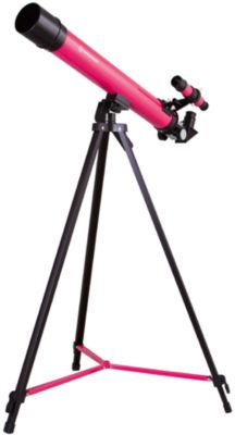 Телескоп Bresser Junior Space Explorer 45/600, розовый