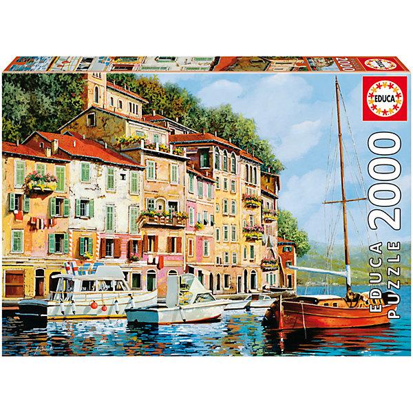 Пазл Красная лодка, Гвидо Борелли, 2000 деталей, EducaПазлы для детей постарше<br>Пазл Красная лодка, Гвидо Борелли, 2000 деталей, Educa (Эдука).<br><br>Характеристики:<br><br>• Размер упаковки: 430х300х55 мм.<br>• Вес: 1378г.<br>• Тип : пазл-мозаика.<br>• Возраст: с 11лет.<br>• 2000 деталей.<br>• Размер собранной картинки: 96 х 68 см.<br>• ISBN: 8412668167766<br>• Материал: картон.<br><br>Пазл Красная лодка, Гвидо Борелли, 2000 деталей, Educa(Эдука) это великолепный подарок, как для ребенка, так и для взрослого. Большой увлекательный пазл объединит всю семью за интересным занятием, отвлечет от повседневных дел, обучит терпению и внимательности. Пазлы Educa(Эдука)– это не только яркие, интересные изображения, но и высочайшее качество продукции. <br><br>Каждый пазл фирмы Educa(Эдука)изготовлен и упакован с большой тщательностью. Особенности пазлов Educa(Эдука)отсутствие двух одинаковых деталей; части пазла идеально соединяются; прочные детали не ломаются; изготовлены из экологического сырья.<br><br>Пазл Красная лодка, Гвидо Борелли, 2000 деталей, Educa(Эдука), можно купить в нашем интернет – магазине.<br><br>Ширина мм: 430<br>Глубина мм: 300<br>Высота мм: 55<br>Вес г: 1378<br>Возраст от месяцев: 36<br>Возраст до месяцев: 2147483647<br>Пол: Унисекс<br>Возраст: Детский<br>SKU: 5436311