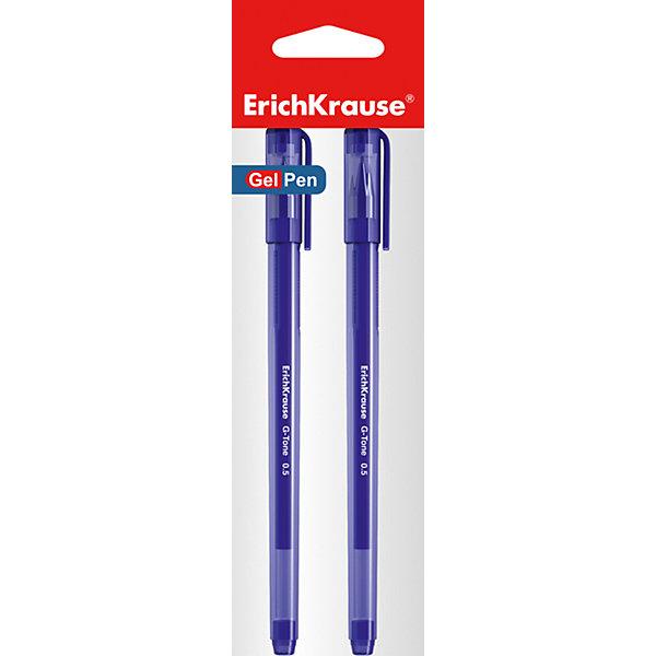 Ручка гелевая G-TONE 0.5 (набор из 2 шт.), Erich Krause