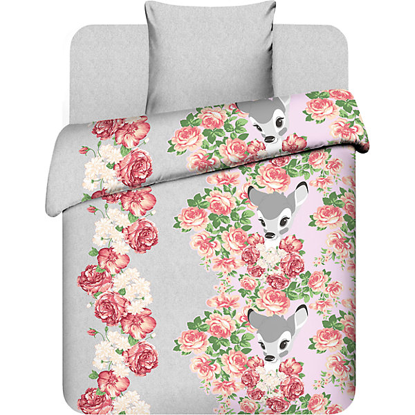 Детское постельное белье 1,5 сп. Твой стиль, Disney, БэмбиДетское постельное бельё<br>Постельное белье 1,5 сп. Бемби Дисней поплин (нав.70х70), Твой стиль<br><br>Характеристики:<br><br>• практичное и износостойкое постельное белье<br>• пропускает воздух, позволяя коже дышать<br>• интересный дизайн с любимыми персонажами<br>• в комплекте: простыня, наволочка, пододеяльник<br>• материал: поплин (хлопок)<br>• размер простыни: 150х214 см<br>• размер наволочки: 70х70 см<br>• размер пододеяльника: 145х215 см<br><br>Ваш малыш мечтает спать вместе с любыми героями мультфильма Бемби? Подарите ему комплект постельного белья с изображением персонажей мультика и ребенок будет очень рад! Белье изготовлено из поплина, известного своей практичностью и износостойкостью. Поплин на основе хлопка очень мягкий и шелковистый. Кроме того, он хорошо пропускает воздух, сохраняя тепло. Постельное белье почти не мнется и легко гладится.<br><br>Постельное белье 1,5 сп. Бемби Дисней поплин (нав.70х70), Твой стиль вы можете купить в нашем интернет-магазине.<br><br>Ширина мм: 280<br>Глубина мм: 60<br>Высота мм: 280<br>Вес г: 1390<br>Возраст от месяцев: 84<br>Возраст до месяцев: 216<br>Пол: Женский<br>Возраст: Детский<br>SKU: 5436721