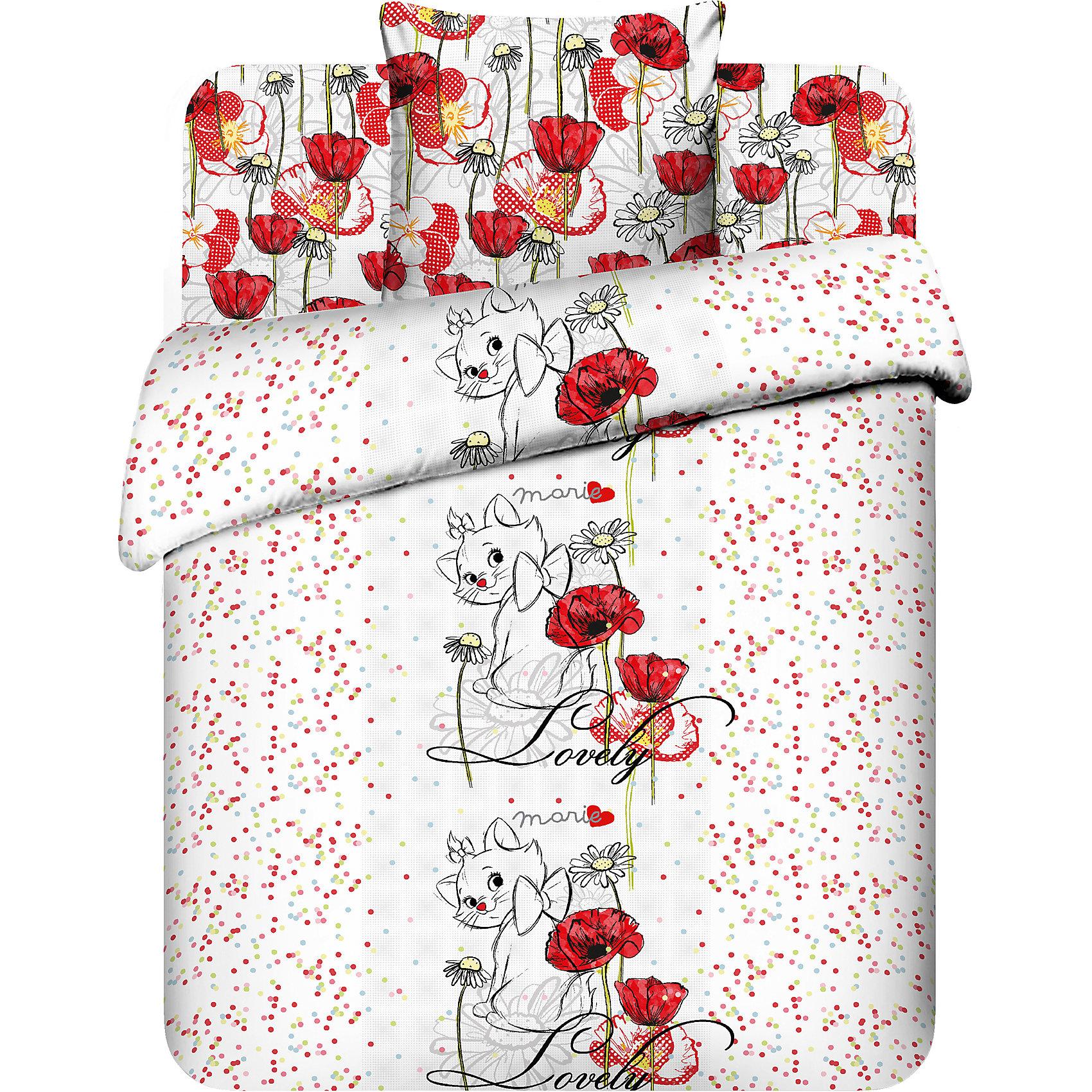 Постельное белье 1,5 сп. Очаровательная Мари Дисней поплин (нав.70х70), Твой стильДомашний текстиль<br>Постельное белье 1,5 сп. Очаровательная Мари Дисней поплин (нав.70х70), Твой стиль<br><br>Характеристики:<br><br>• практичное и износостойкое постельное белье<br>• пропускает воздух, позволяя коже дышать<br>• интересный дизайн с любимыми персонажами<br>• в комплекте: простыня, наволочка, пододеяльник<br>• материал: поплин (хлопок)<br>• размер простыни: 150х214 см<br>• размер наволочки: 70х70 см<br>• размер пододеяльника: 145х215 см<br><br>Постельное белье из поплина - гарантия комфортного сна ребенка. Как известно, поплин - это бязь в европейском варианте. Он пропускает воздух, позволяет коже дышать и впитывает лишнюю влагу. Кроме того, белье не изнашивается и сохраняет свой вид даже после стирок. Комплект декорирован приятным изображением любимой кошечки из мультфильма. С таким бельем ребенок с радостью отправится в мир сладких снов!<br><br>Постельное белье 1,5 сп. Очаровательная Мари Дисней поплин (нав.70х70), Твой стиль можно купить в нашем интернет-магазине.<br><br>Ширина мм: 280<br>Глубина мм: 60<br>Высота мм: 280<br>Вес г: 1390<br>Возраст от месяцев: 84<br>Возраст до месяцев: 216<br>Пол: Женский<br>Возраст: Детский<br>SKU: 5436723