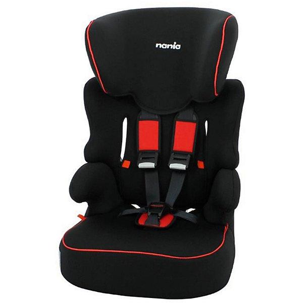 Автокресло Nania Beline SP Eco, 9-36 кг, redГруппа 1-2-3  (от 9 до 36 кг)<br>Автокресло Beline SP относится к группе 1/2/3, от 8 месяцев до 12 лет (9 - 36 кг). Соответствует стандартам ECE R44/04.<br>Серия ECO - базовая версия автокресла nania Beline SP, имеет лаконичный дизайн, но при этом гарантирует европейское качество и обеспечивает безопасность пассажира. Пожалуй, это самое доступное и безопасное кресло в России, произведеное в Европе (Франция).<br>Beline SP  это два кресла в одном. Оно охватывает все возрастные группы в возрасте от примерно 8 месяцев до 12 лет (когда ребенка в автомобиле уже можно перевозить без специального удерживающего устройства) благодаря  регулируемой по высоте спинке. Когда ребенок подрастет, спинку автокресла можно отстегнуть и использовать только бустер. <br>Широкие мягкие подголовник, спинка и подлокотники обеспечат дополнительный комфорт и безопасность маленького пассажира даже в случае бокового столкновения. Высоту подголовника можно регулировать по высоте, кресло растет вместе с Вашим ребенком. <br>- Внешние размеры (Д х Ш х В): 45 х 45 х 72-88 см<br>- Размеры сиденья (Д х Ш): 34 х 30 см<br>- Высота спинки: 64-75 см<br>- Монтаж в автомобиле: Задний диван или сиденье пассажира<br>- Направление установка: по ходу движения<br>- Вес: 4,7 кг<br><br>Ширина мм: 450<br>Глубина мм: 450<br>Высота мм: 880<br>Вес г: 5200<br>Возраст от месяцев: 12<br>Возраст до месяцев: 36<br>Пол: Унисекс<br>Возраст: Детский<br>SKU: 5436854