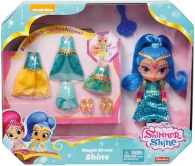 Mattel Кукла Шайн В Сверкающем Наряде, Shimmer&shine