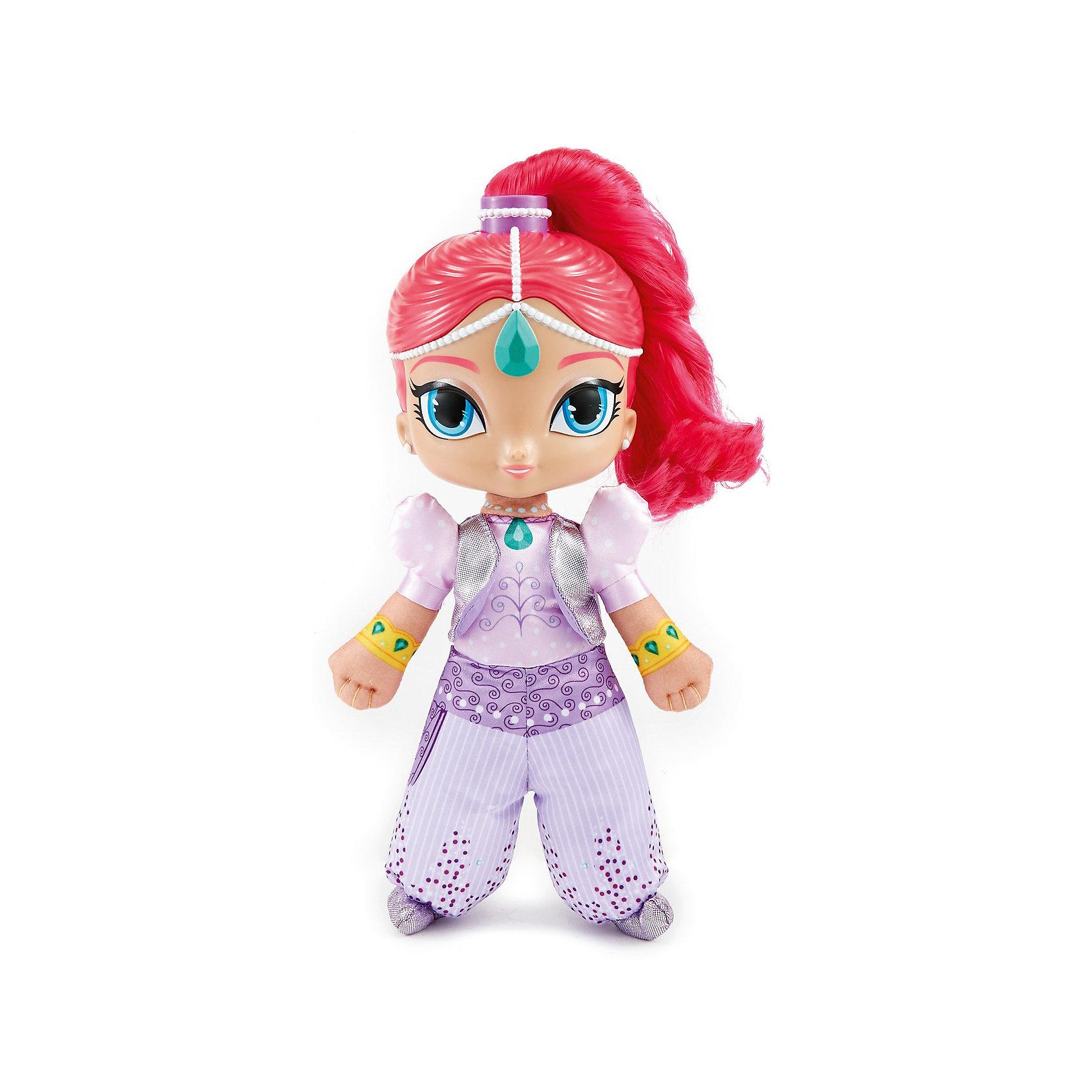 Поющая кукла Шиммер, Shimmer&amp;ShineМини-куклы<br><br><br>Ширина мм: 165<br>Глубина мм: 110<br>Высота мм: 330<br>Вес г: 498<br>Возраст от месяцев: 36<br>Возраст до месяцев: 120<br>Пол: Женский<br>Возраст: Детский<br>SKU: 5440254