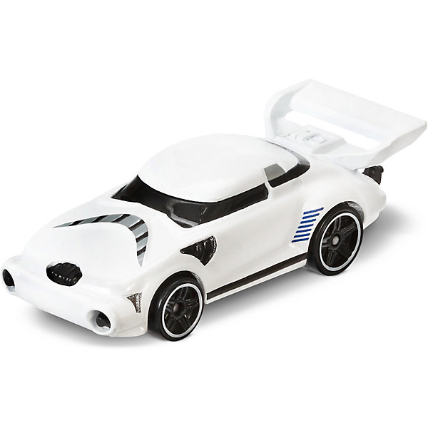 Машинка Stormtrooper SW, Hot WheelsПопулярные игрушки<br><br><br>Ширина мм: 140<br>Глубина мм: 40<br>Высота мм: 165<br>Вес г: 91<br>Возраст от месяцев: 36<br>Возраст до месяцев: 72<br>Пол: Мужской<br>Возраст: Детский<br>SKU: 5440263