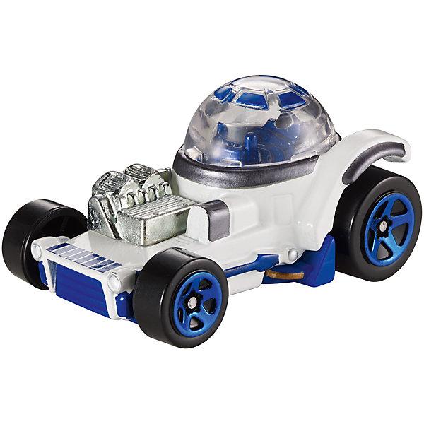 Машинка R2-D2 SW, Hot WheelsЗвездные войны Игрушки<br><br><br>Ширина мм: 140<br>Глубина мм: 40<br>Высота мм: 165<br>Вес г: 91<br>Возраст от месяцев: 36<br>Возраст до месяцев: 72<br>Пол: Мужской<br>Возраст: Детский<br>SKU: 5440264
