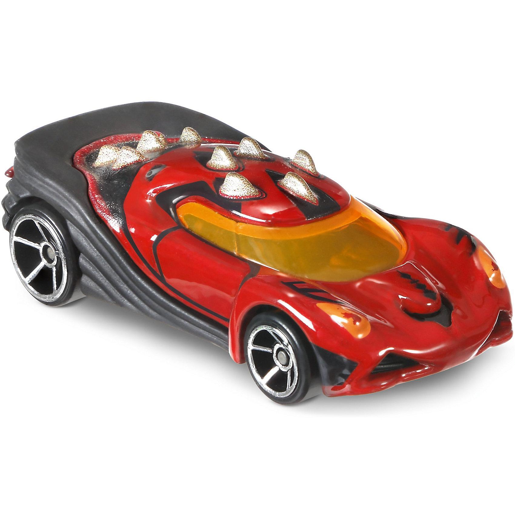 Машинка Darth Maul SW, Hot WheelsПопулярные игрушки<br><br><br>Ширина мм: 140<br>Глубина мм: 40<br>Высота мм: 165<br>Вес г: 91<br>Возраст от месяцев: 36<br>Возраст до месяцев: 72<br>Пол: Мужской<br>Возраст: Детский<br>SKU: 5440268
