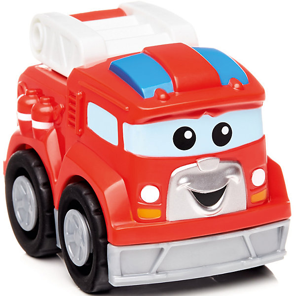 Пожарная машинка Фрэдди, MEGA BLOKSПластмассовые конструкторы<br>Пожарная машинка Фрэдди, MEGA BLOKS (МЕГА БЛОКС).<br><br>Характеристики:<br><br>• Количество элементов: 3<br>• Материал: высококачественный пластик<br>• Цвет: красный, белый, голубой<br>• Размер упаковки: 8,5х6х6 см.<br><br>Ярко-красная пожарная машина Фредди MEGA BLOKS (МЕГА БЛОКС) создана для храбрых пожарников, готовых прийти на помощь в любую минуту. Пожарная машина собирается из трех больших частей, которые отлично соединяются между собой. Элементы конструктора крупные, их удобно брать и держать маленькими детскими ручками. Широкие колеса обеспечивают беспрепятственную езду по любой поверхности. <br><br>В верхней части пожарного автомобиля предусмотрена лестница, которую можно поднимать и опускать. Пожарная машина выглядит очень мило и очаровательно благодаря большим глазкам и задорной улыбке. Игрушка изготовлена из качественного пластика и абсолютно безопасна для здоровья малыша. Позвольте малышу почувствовать себя настоящим пожарником!<br><br>Пожарную машинку Фрэдди, MEGA BLOKS (МЕГА БЛОКС) можно купить в нашем интернет-магазине.<br><br>Ширина мм: 90<br>Глубина мм: 60<br>Высота мм: 60<br>Вес г: 76<br>Возраст от месяцев: 12<br>Возраст до месяцев: 60<br>Пол: Мужской<br>Возраст: Детский<br>SKU: 5440281